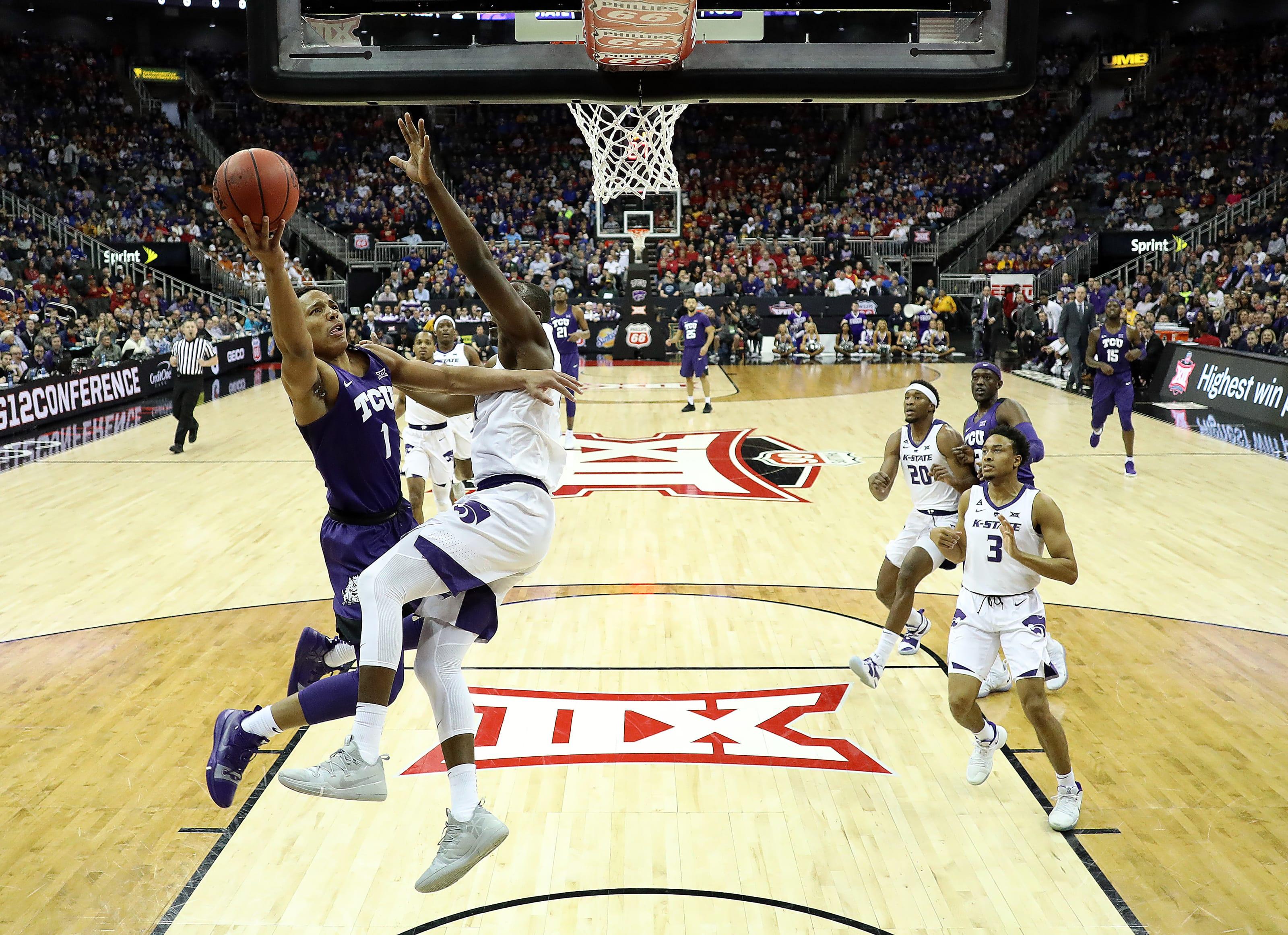 Big 12 Basketball