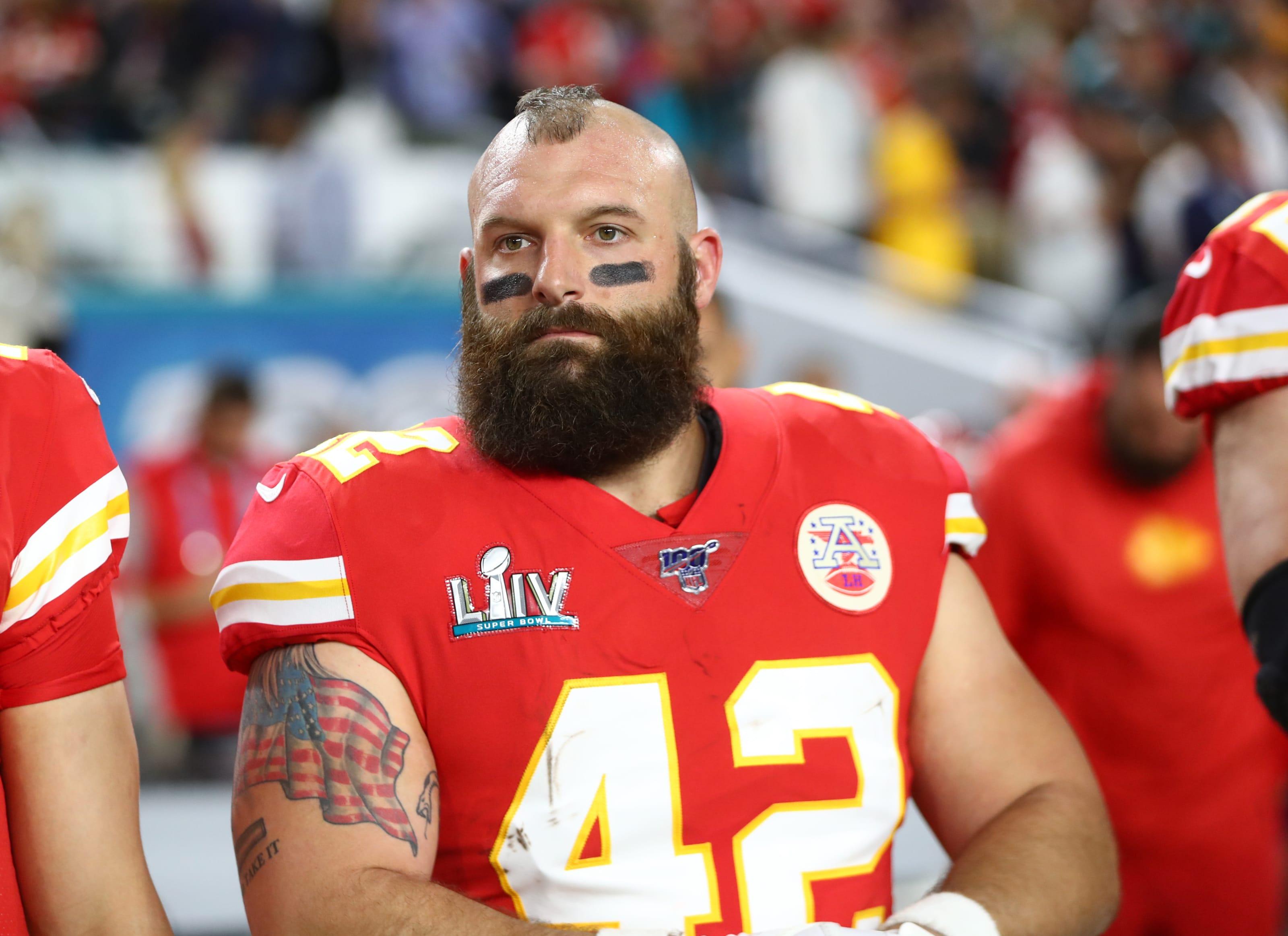 Anthony Sherman, Kansas City Chiefs