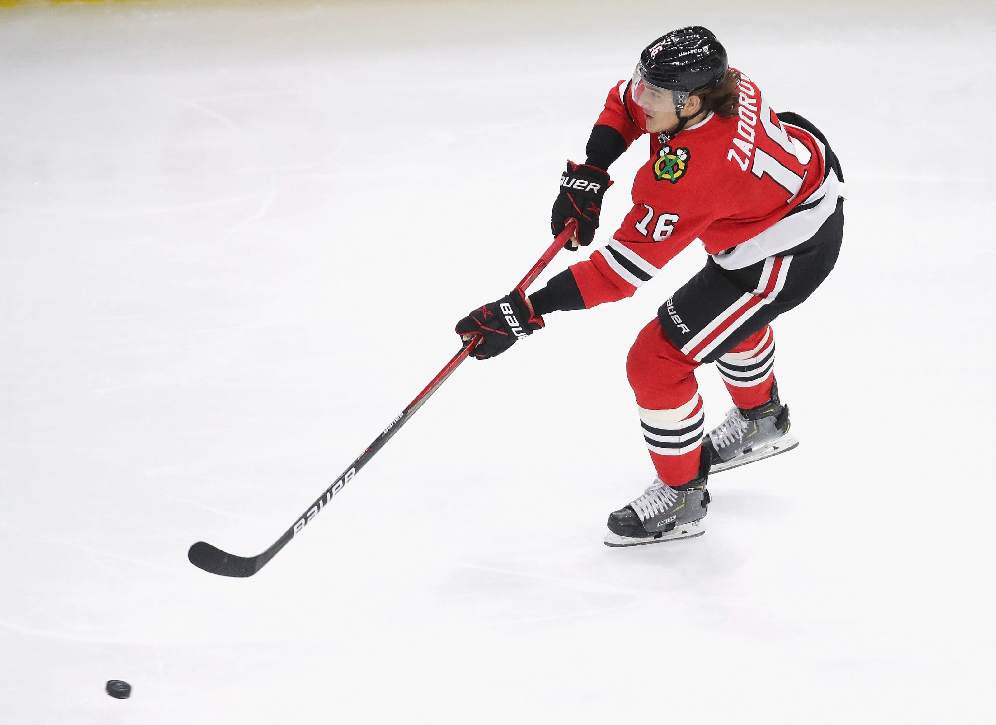Chicago Blackhawks, Nikita Zadorov