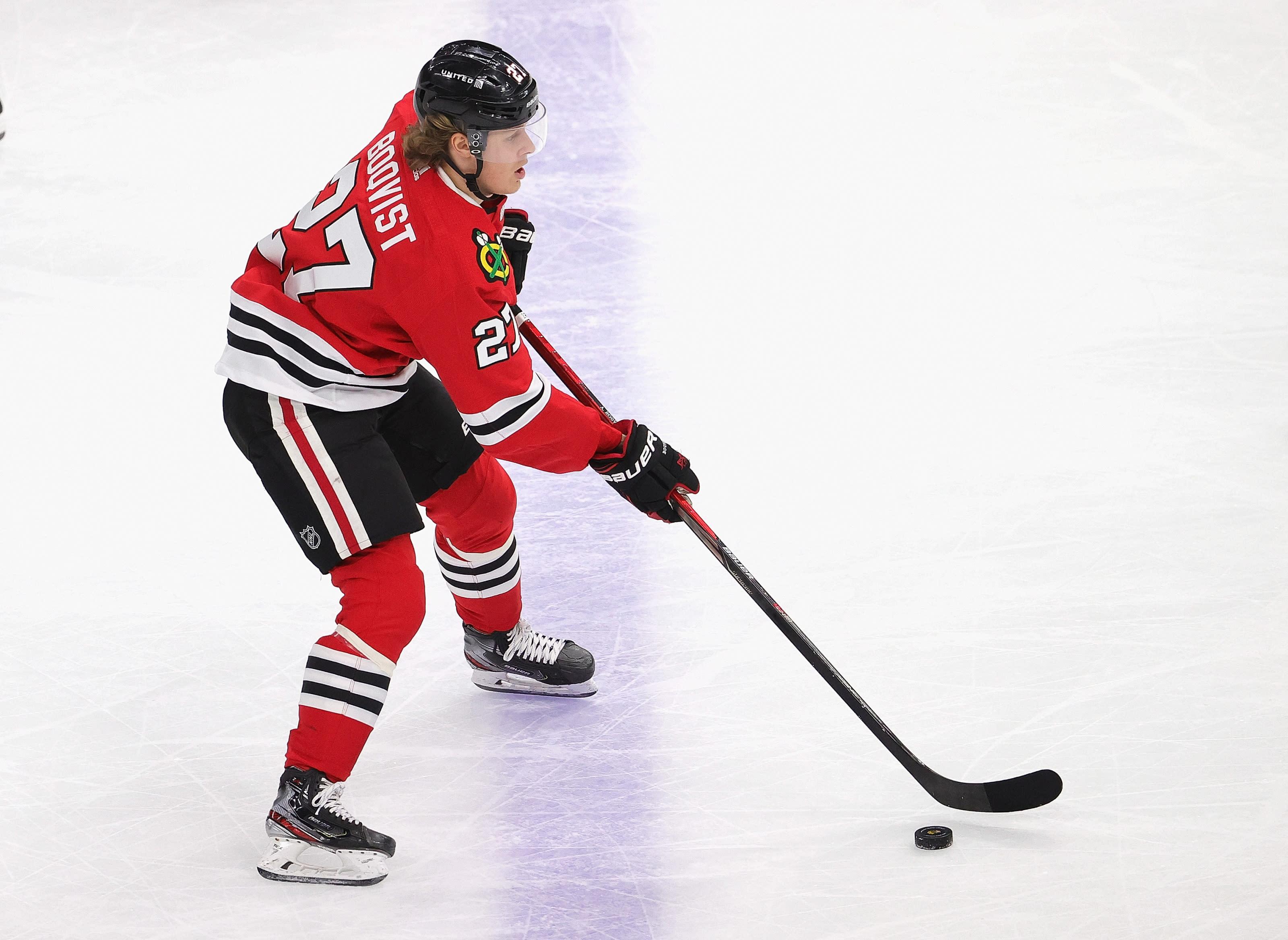 Chicago Blackhawks, Adam Boqvist