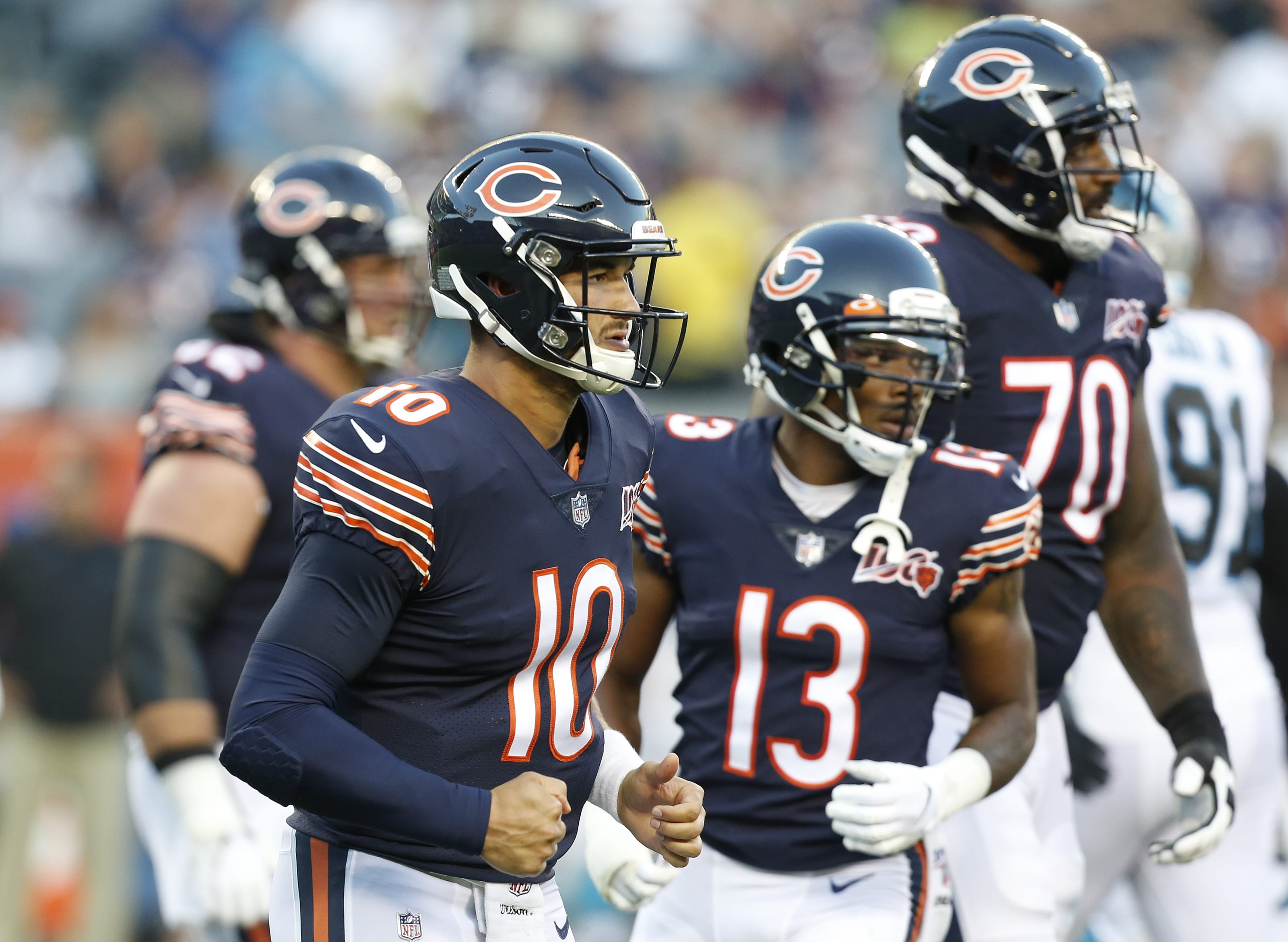 Chicago Bears, NFL Trades