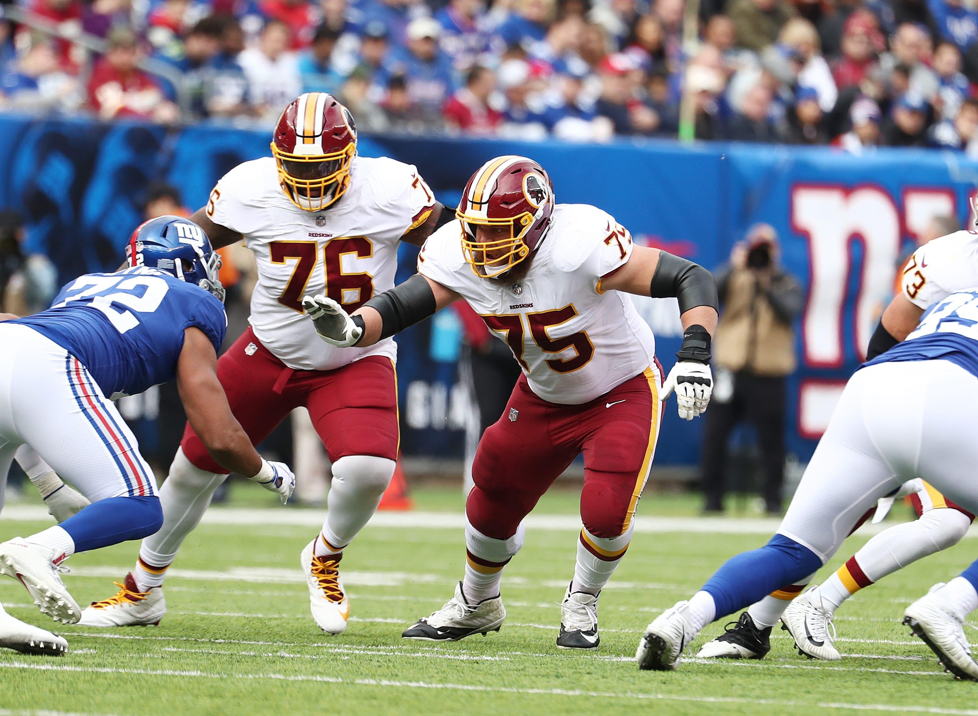 Washington Redskins Training Camp Profile: RG Brandon Scherff