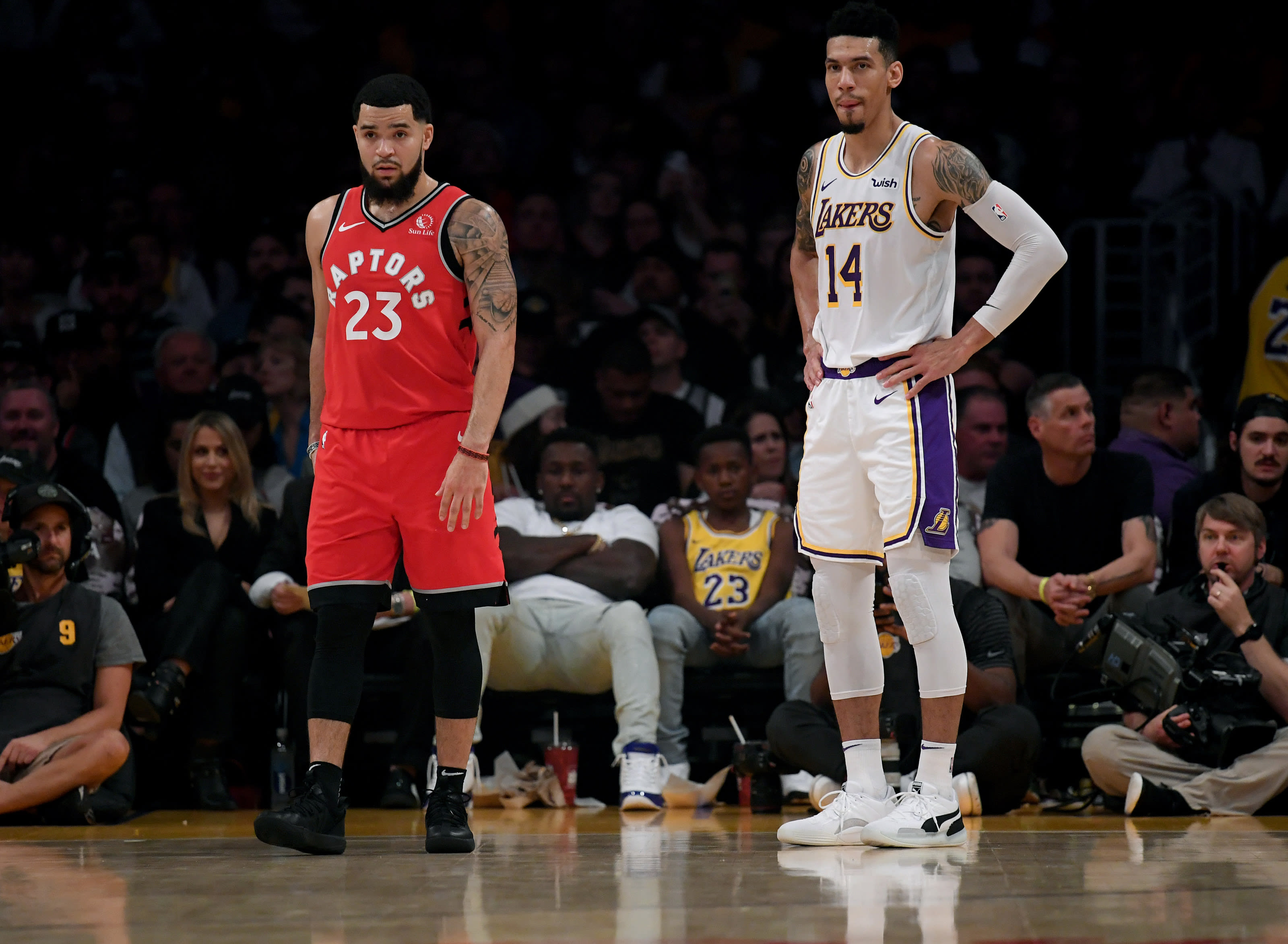 Should The Toronto Raptors Have Pursued Danny Green Harder