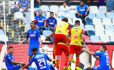 Morelia beats Cruz Azul