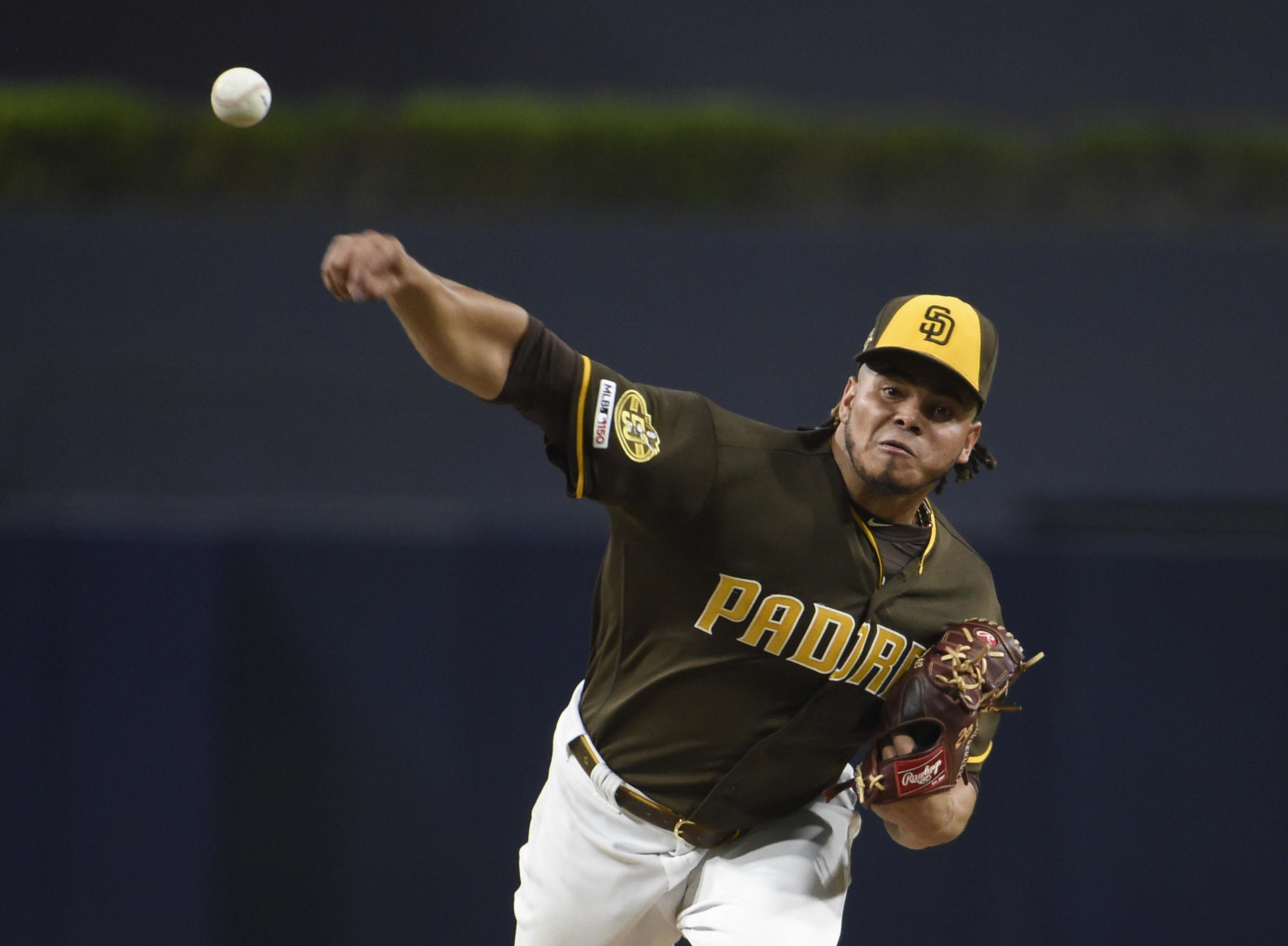 San Diego Padres, Dinelson Lamet