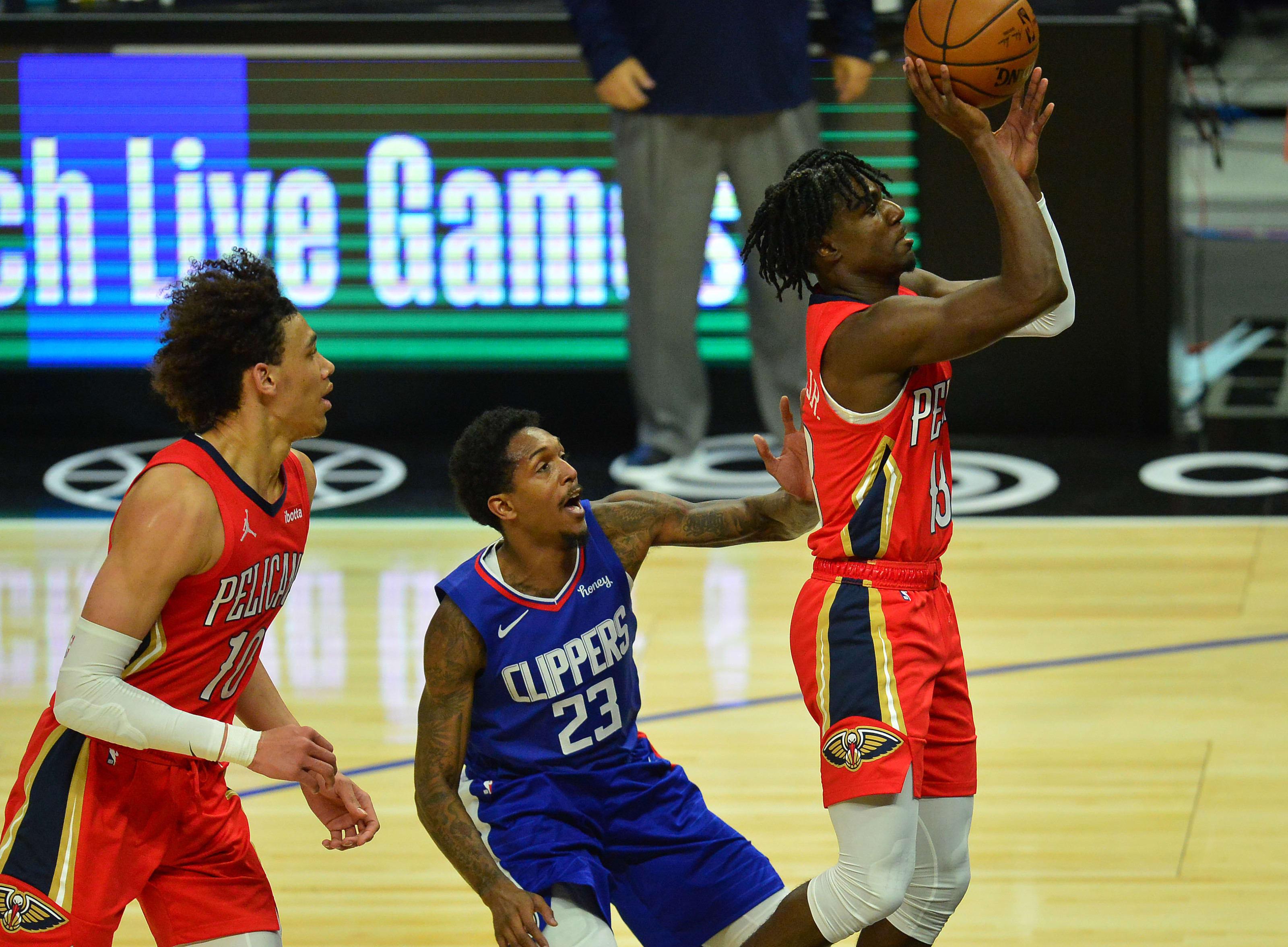 New Orleans Pelicans, Kira Lewis Jr.