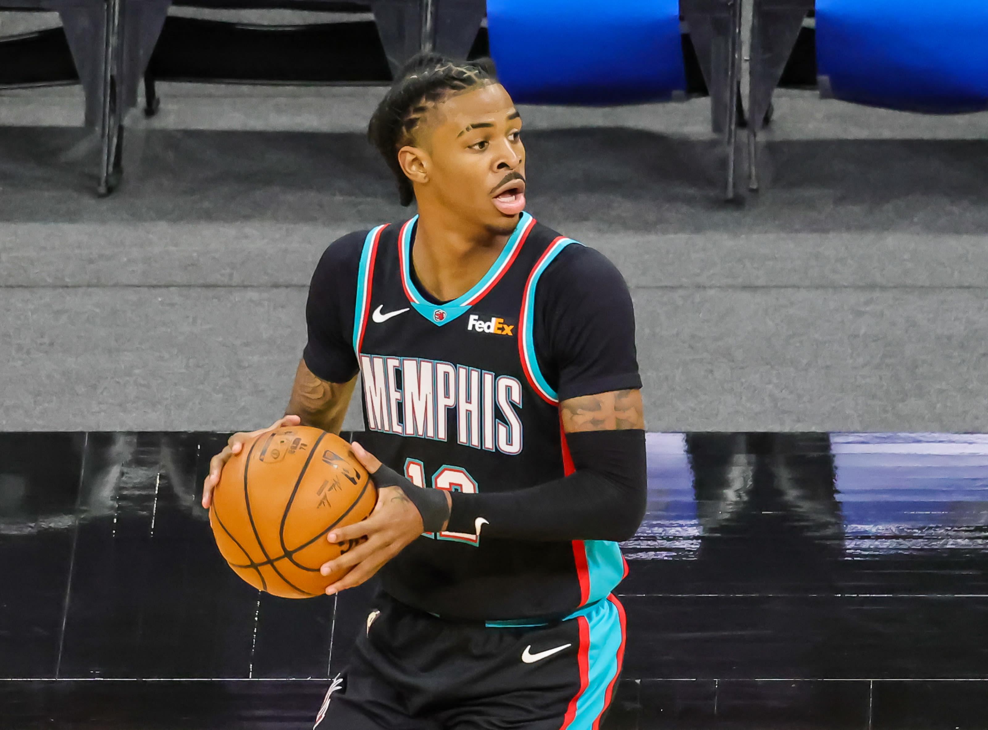 Memphis Grizzlies: Where Ja Morant ranks himself among NBA PGs