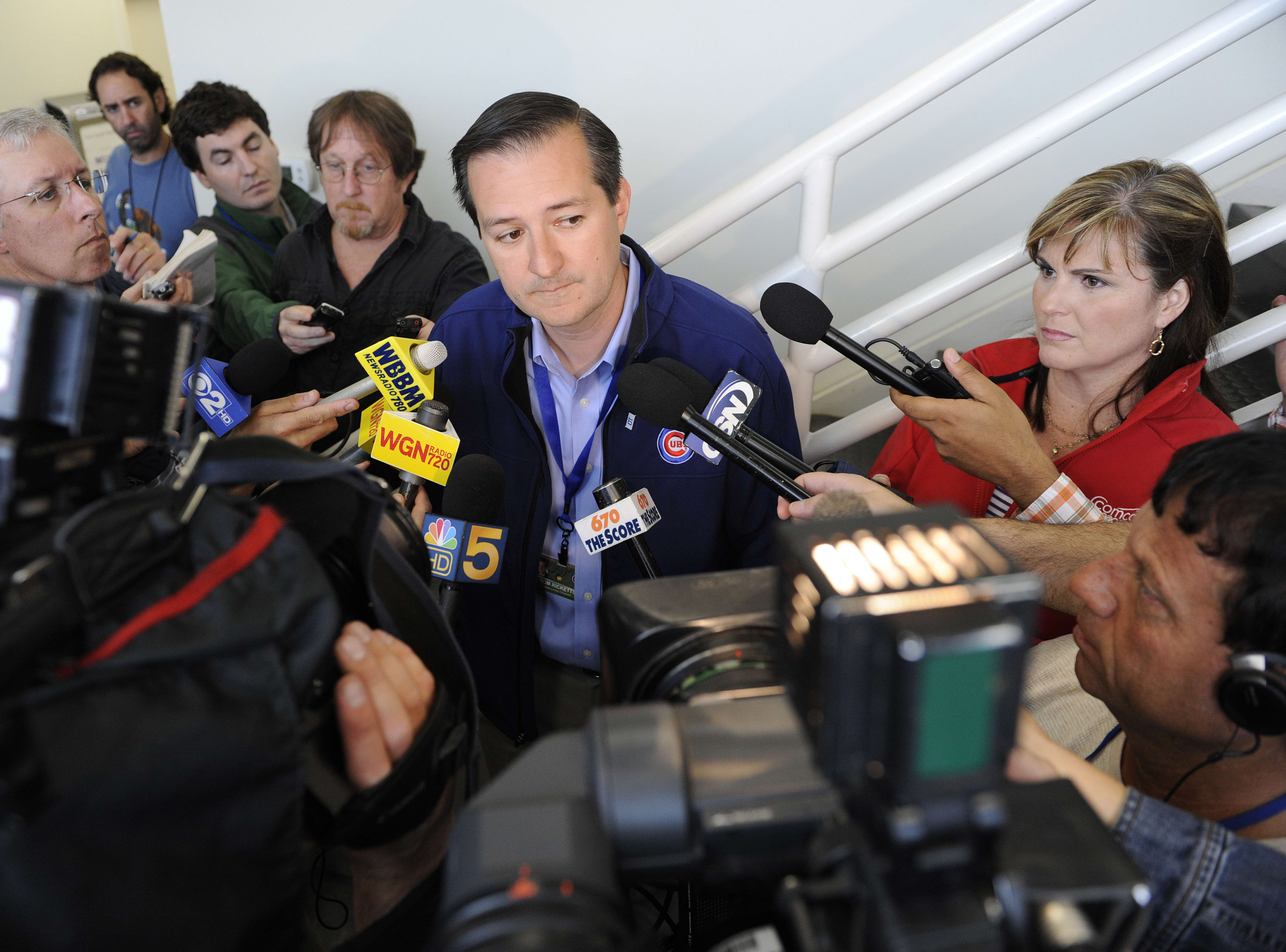Chicago Cubs, Tom Ricketts