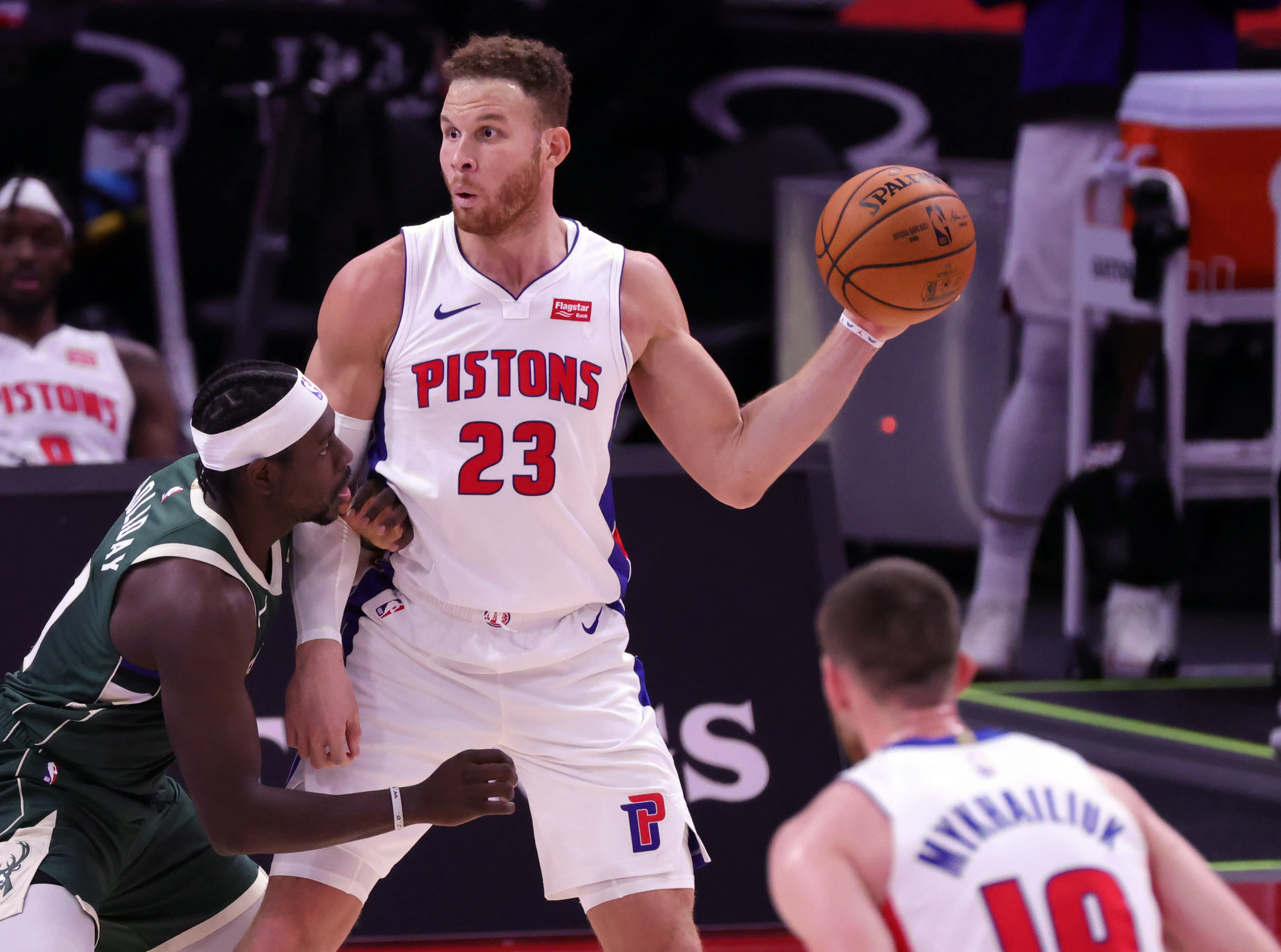 Detroit Pistons, Blake Griffin