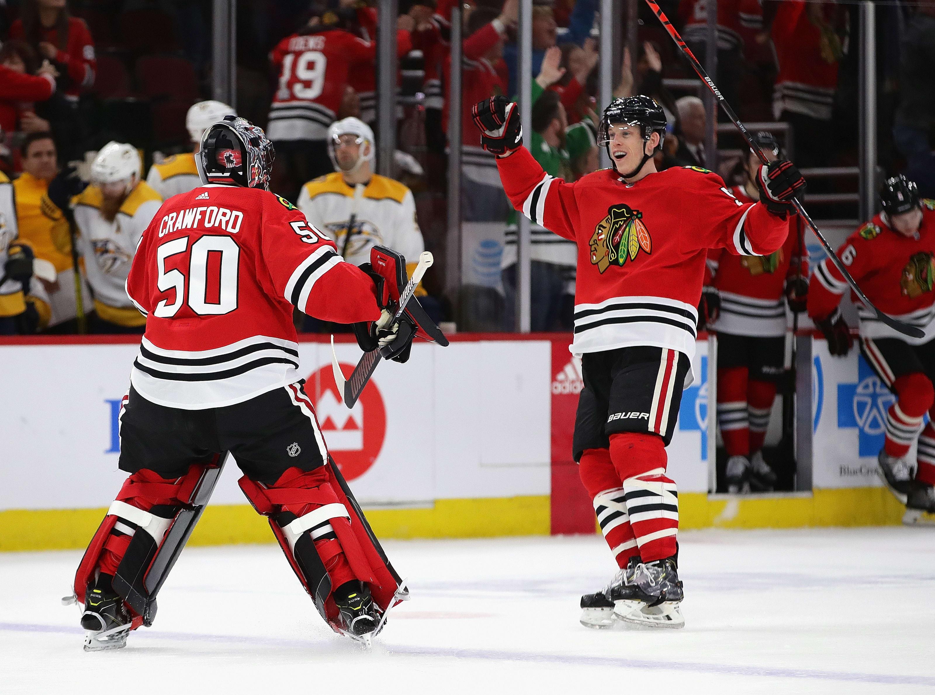 Chicago Blackhawks Patrick Kane