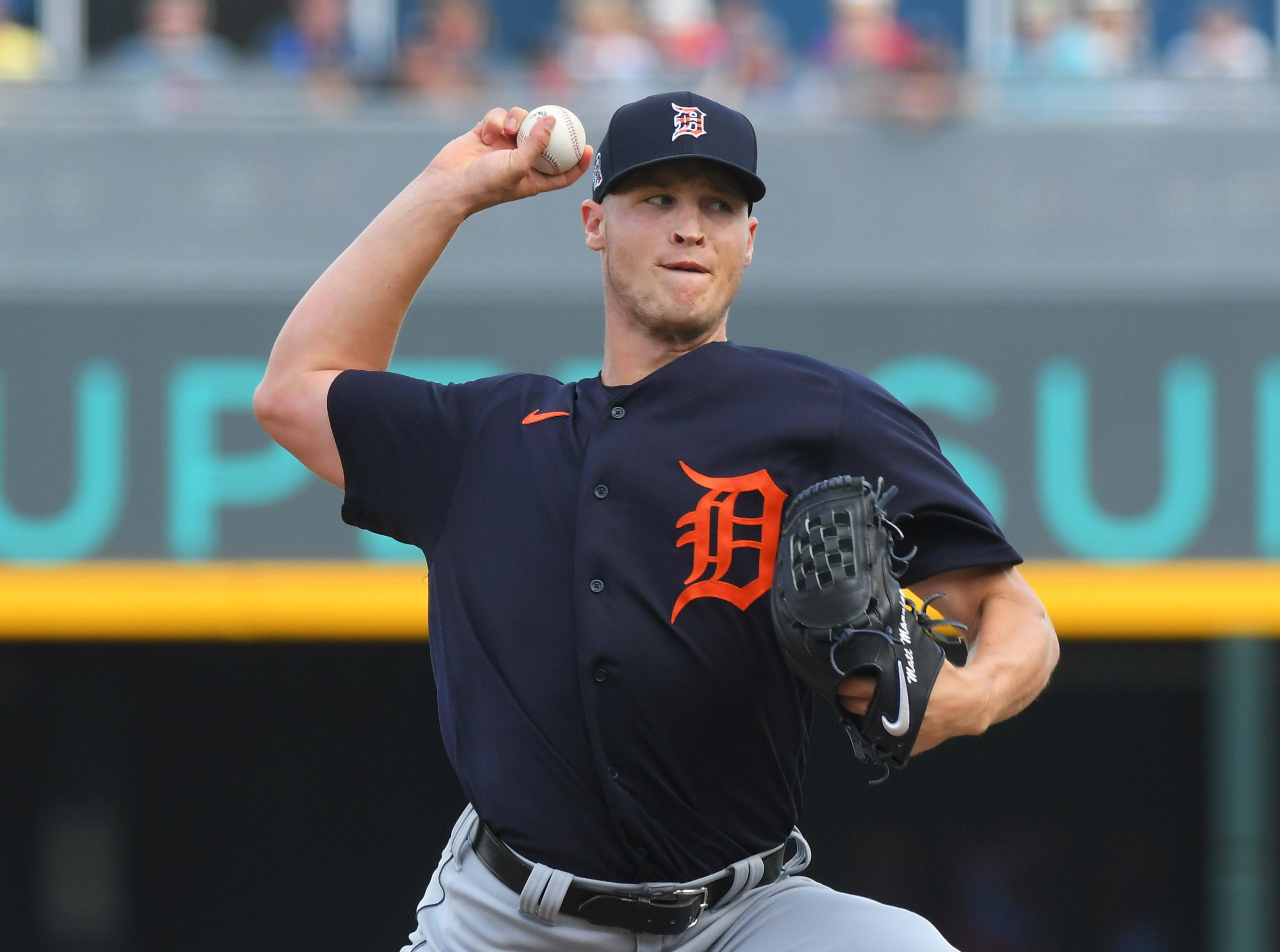 Detroit Tigers, Matt Manning
