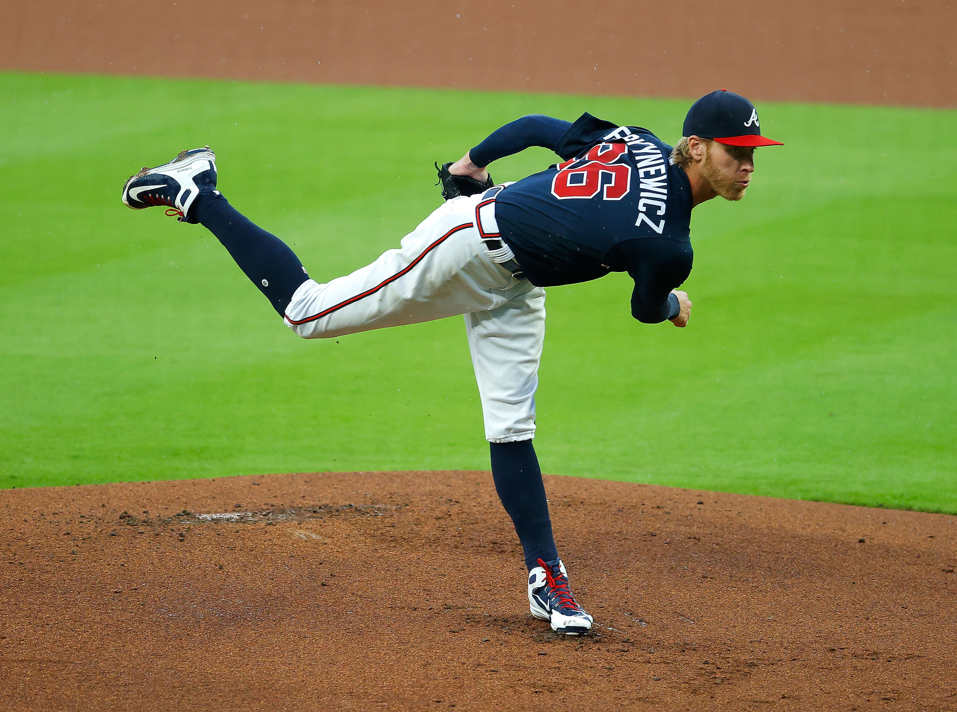 Mlb Trade Talk Running Through Best Fits For Mike Foltynewicz
