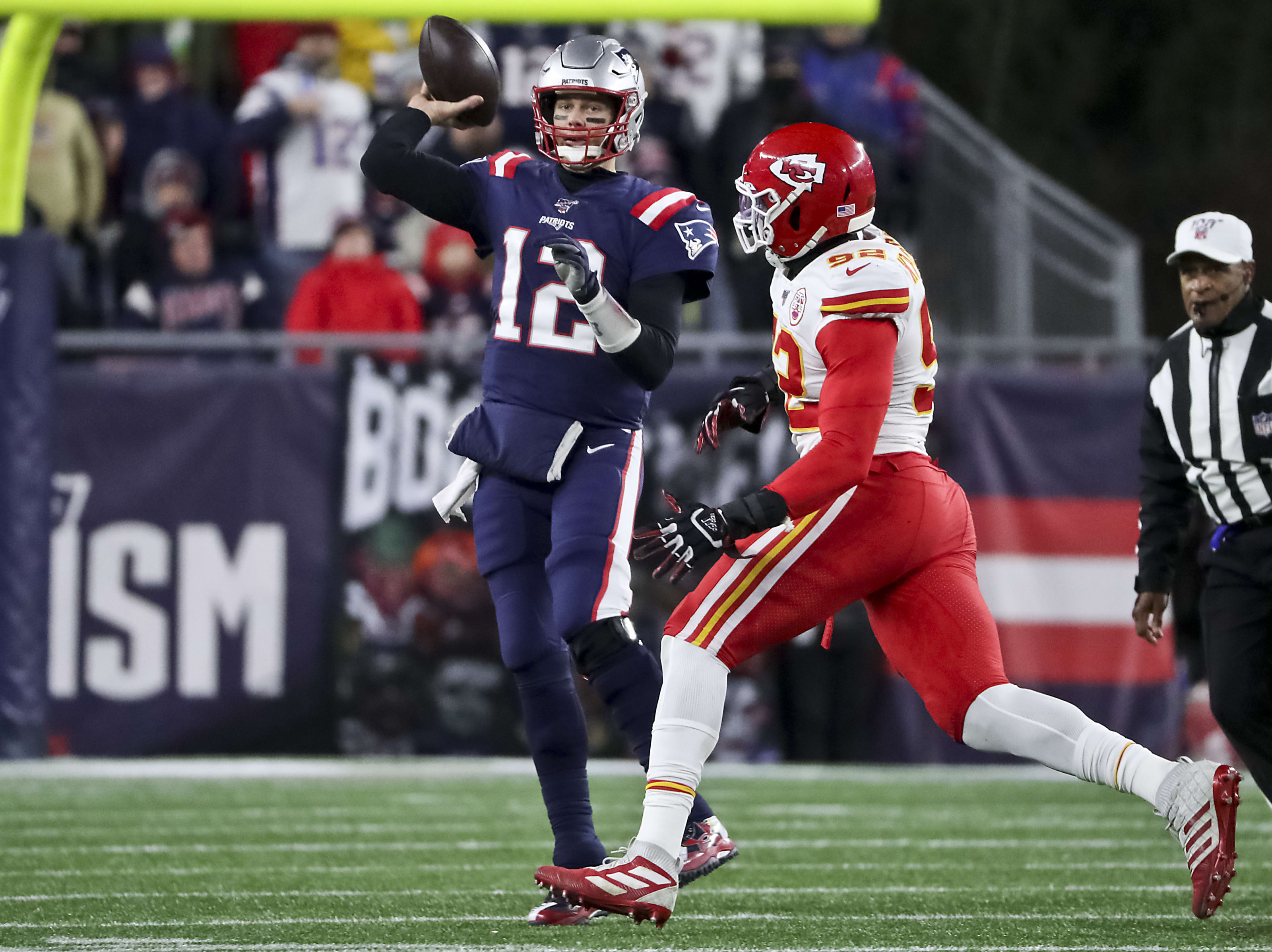 Kc Chiefs Winners And Losers From Week 14 Victory Vs Patriots