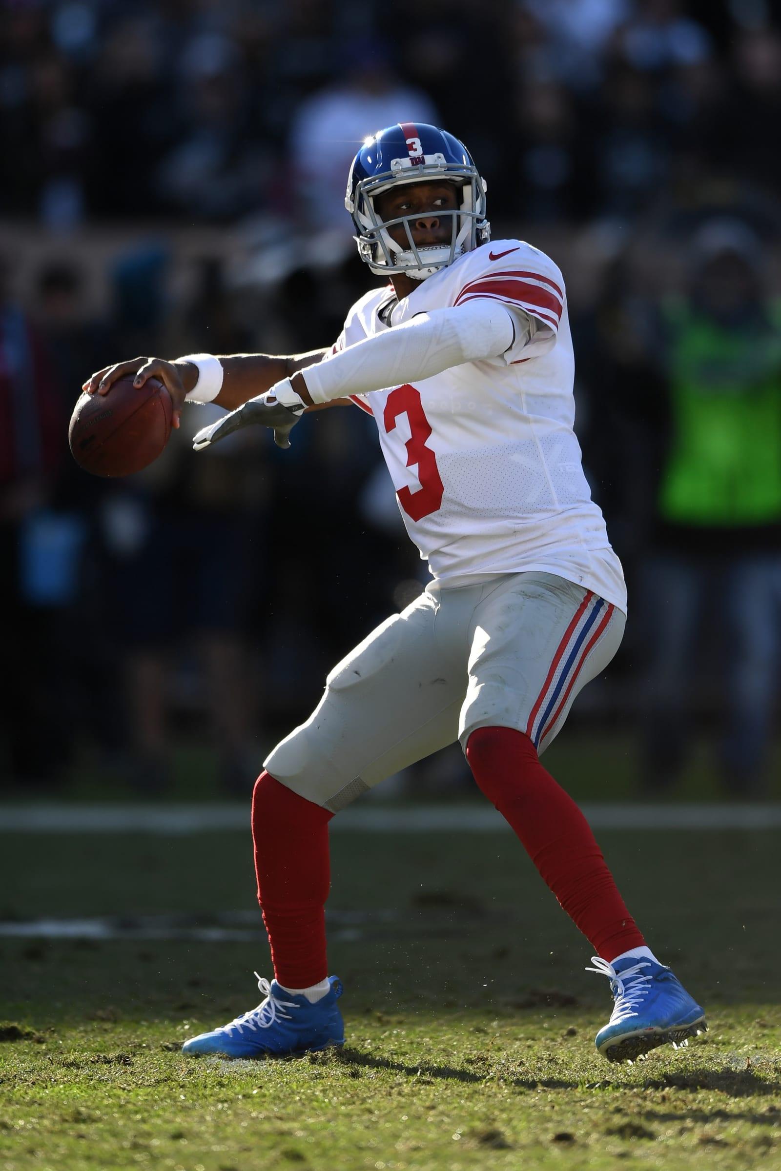 Giants quarterback Geno Smith