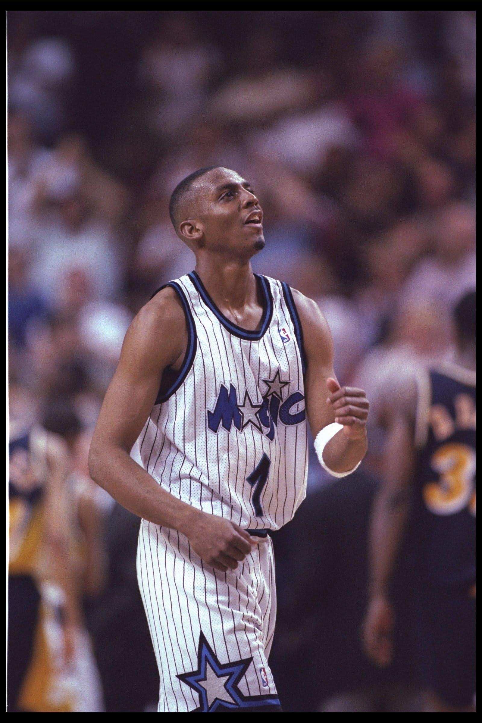 Anfernee Hardaway, Orlando Magic, Indiana Pacers