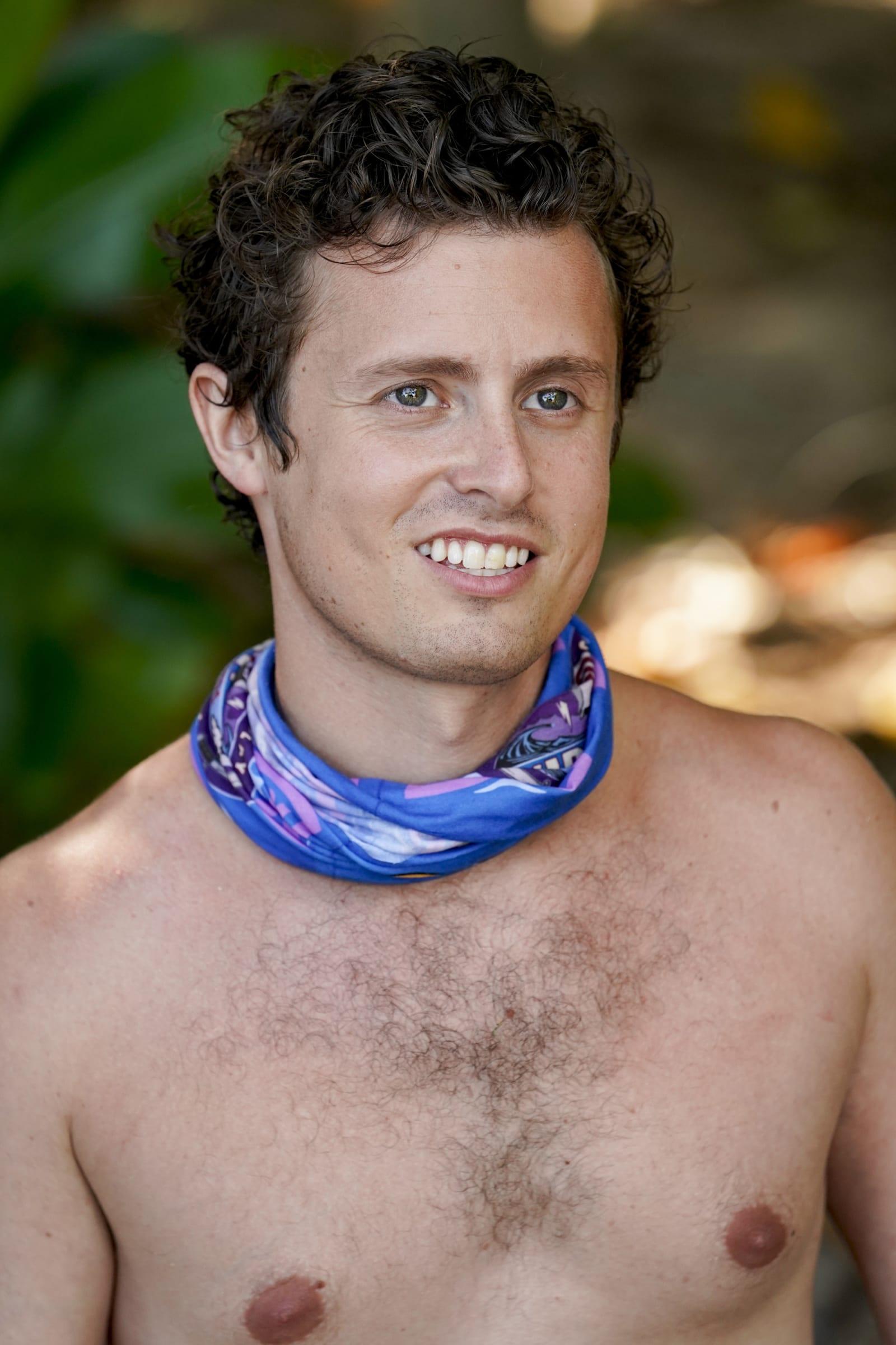 Adam Klein Survivor Winners at War episode 1