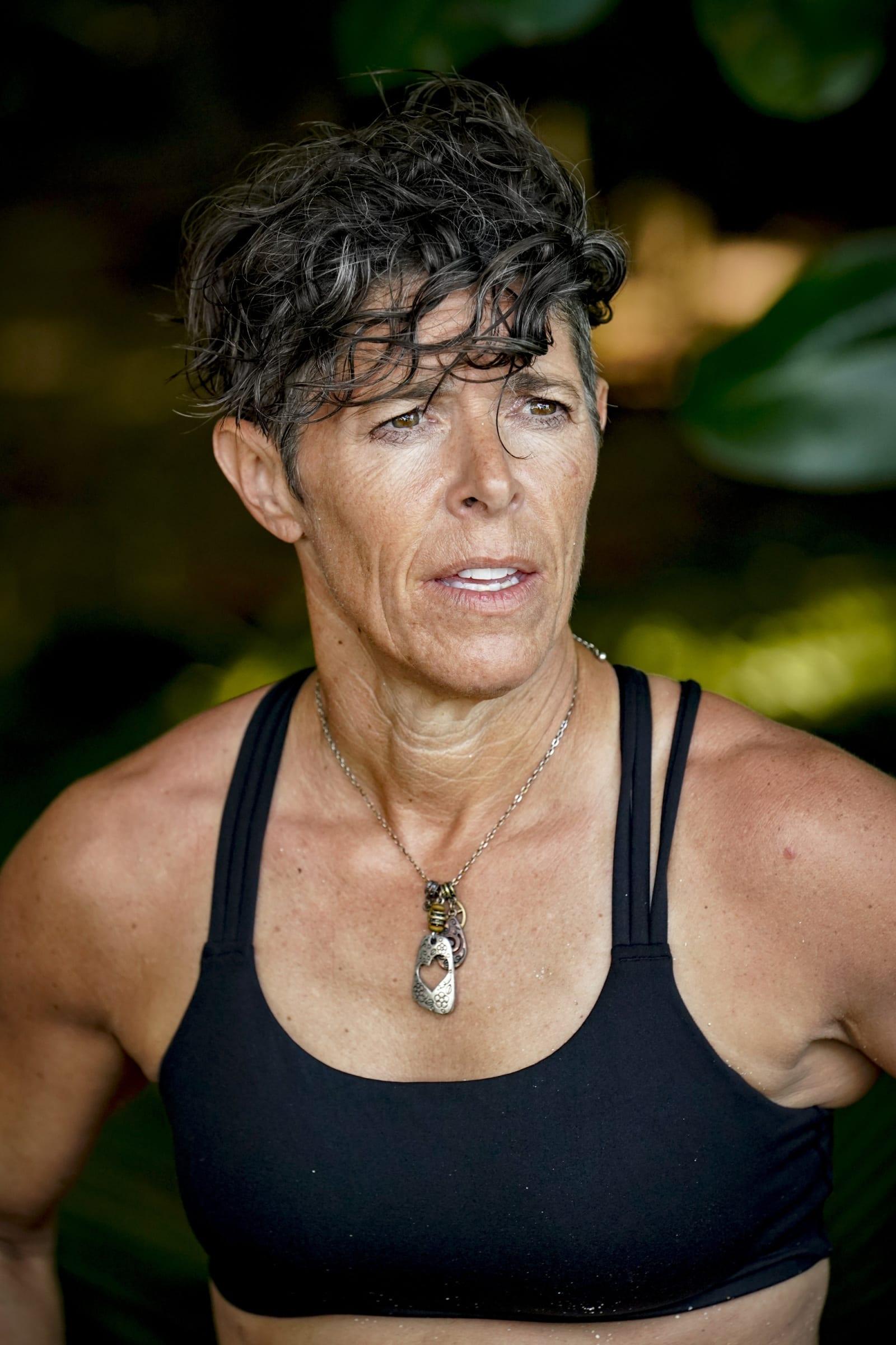 Denise Stapley Survivor Winners at War episode 1