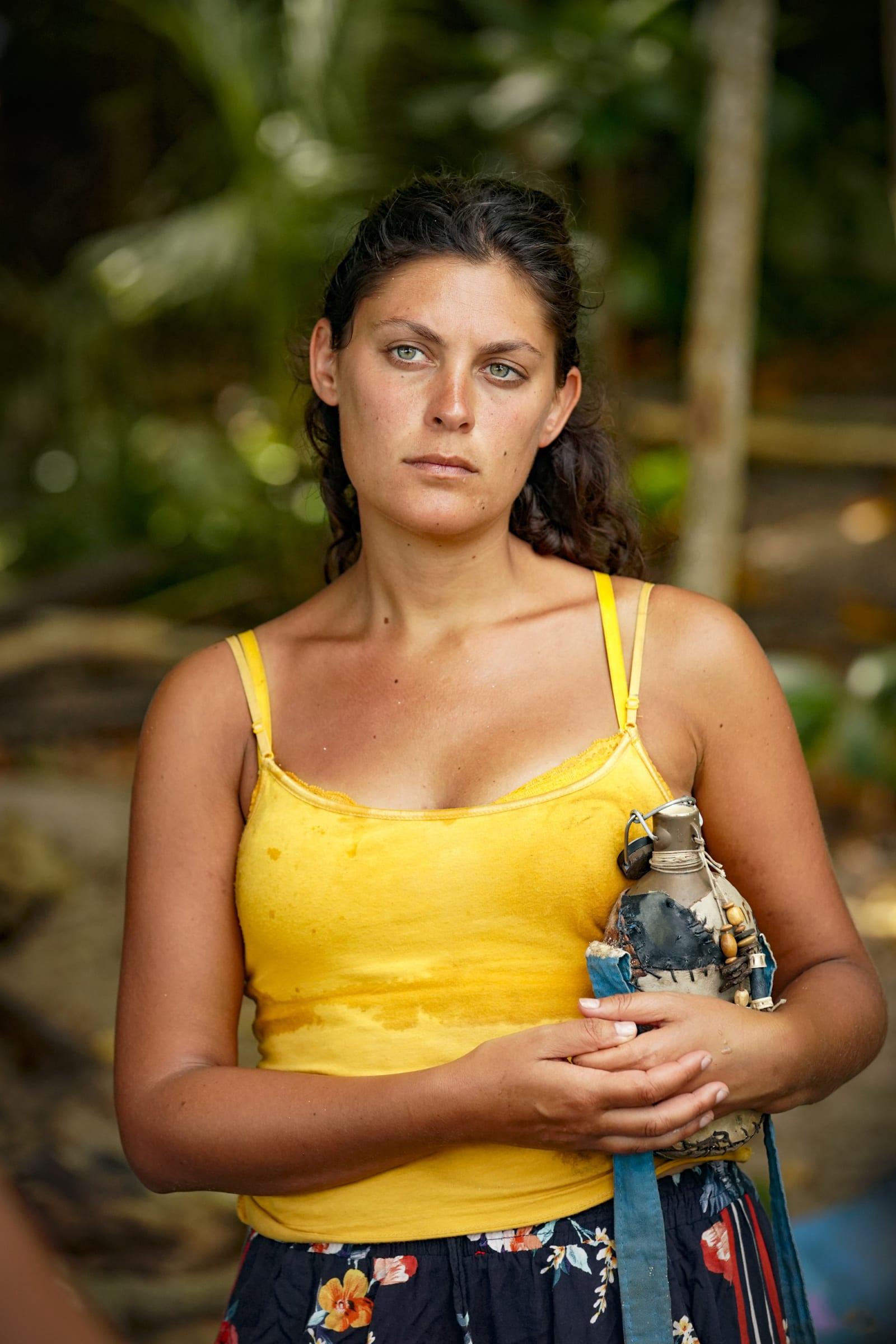 Michele Fitzgerald Survivor Winners at War episode 1