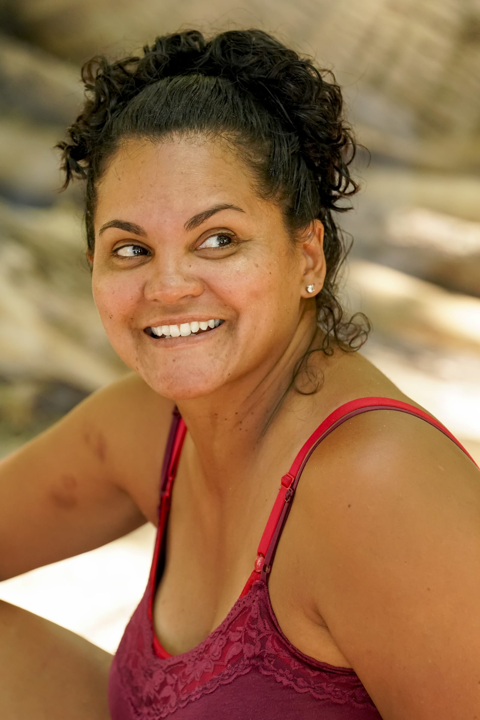 Sandra Diaz-Twine Survivor Winners at War episode 2