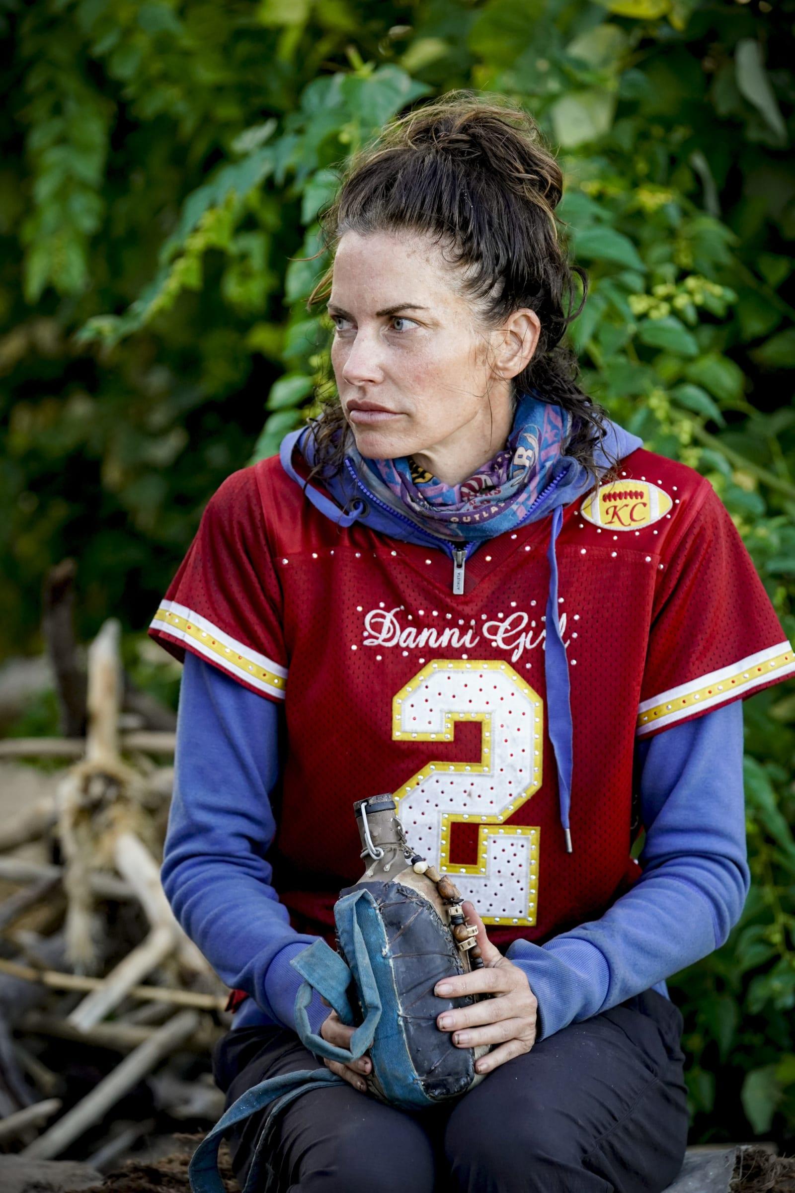 Danni Boatwright Survivor Winners at War episode 7