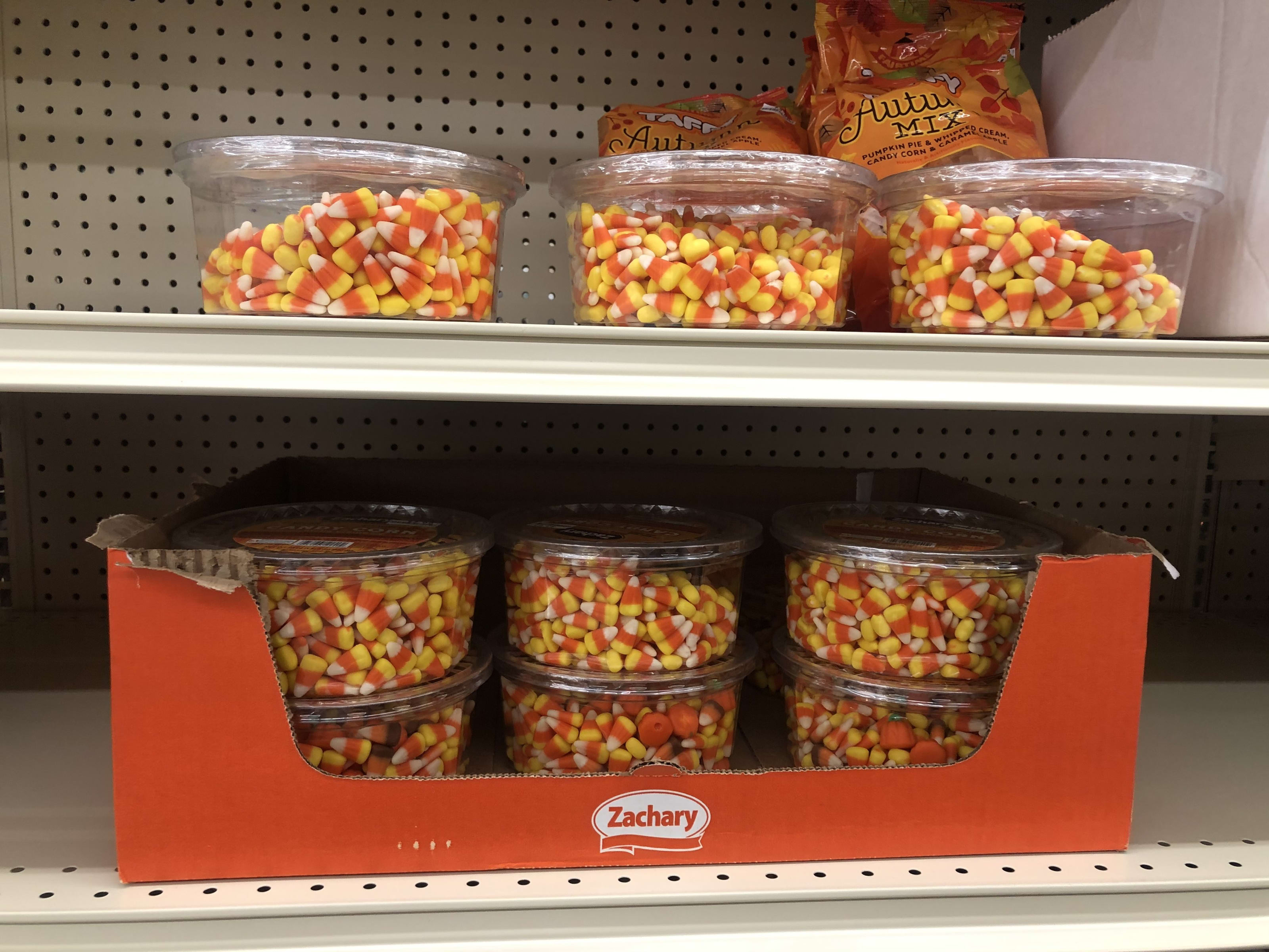 Photo: Candy corn.. Photo by Sandy Casanova