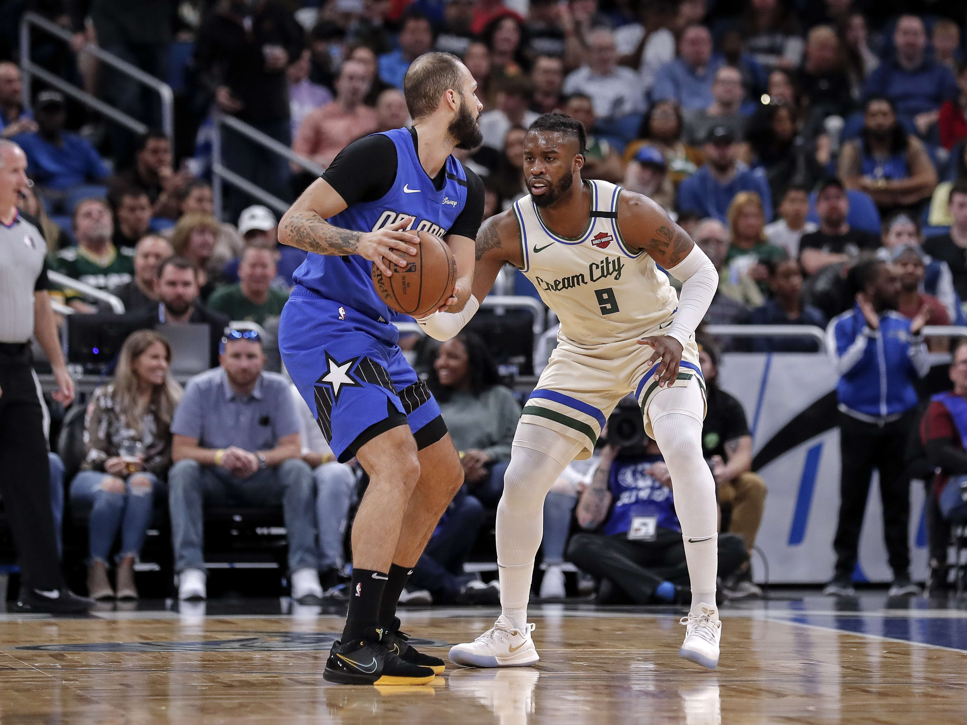 Orlando Magic, Evan Fournier, Wesley Matthews, Milwaukee Bucks