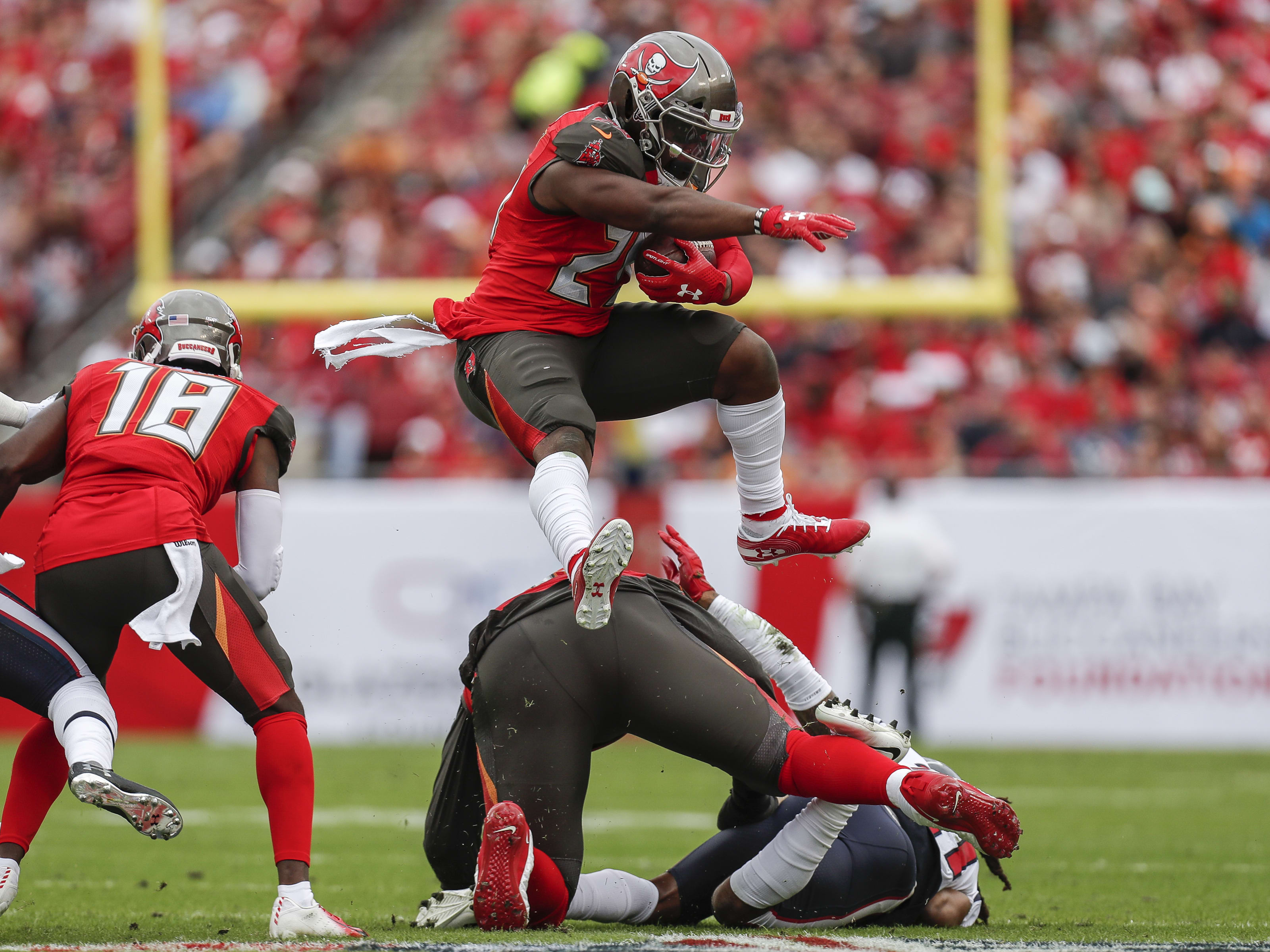 Buccaneers 3 Concerns For Ronald Jones Ii Entering 2020 Season