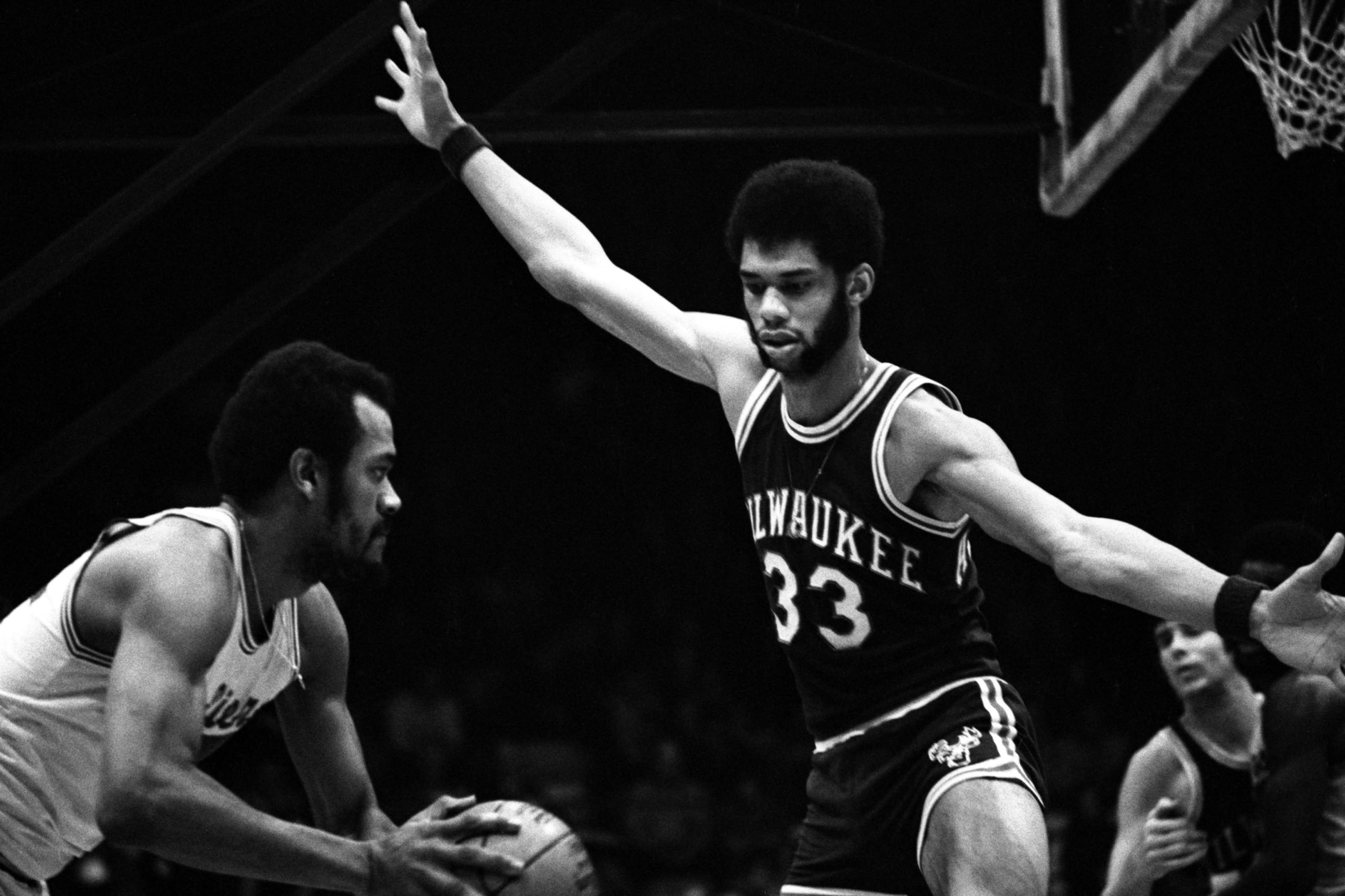Milwaukee Bucks, Kareem Abdul-Jabbar