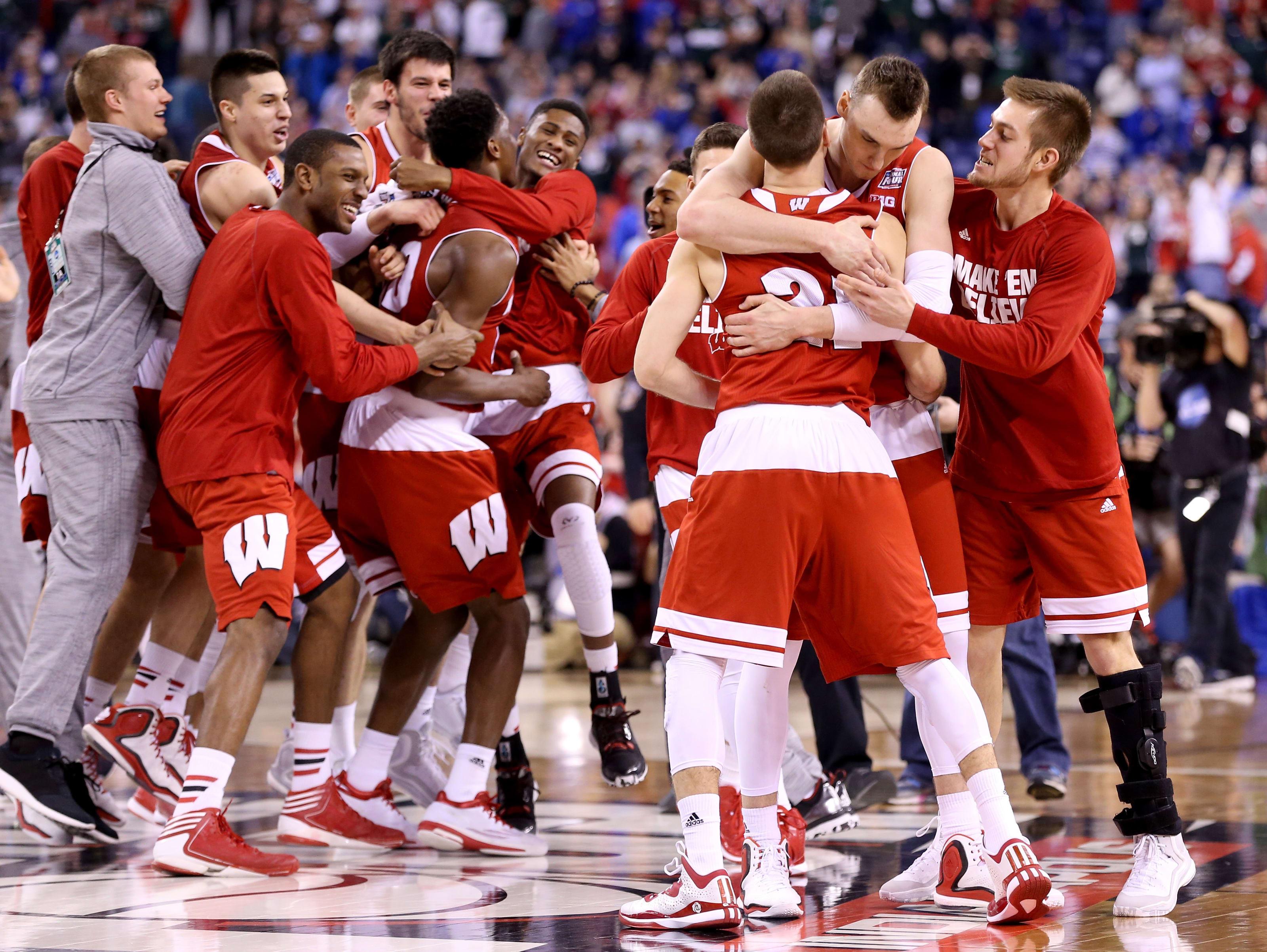 Wisconsin Badgers Wisconsin Basketball