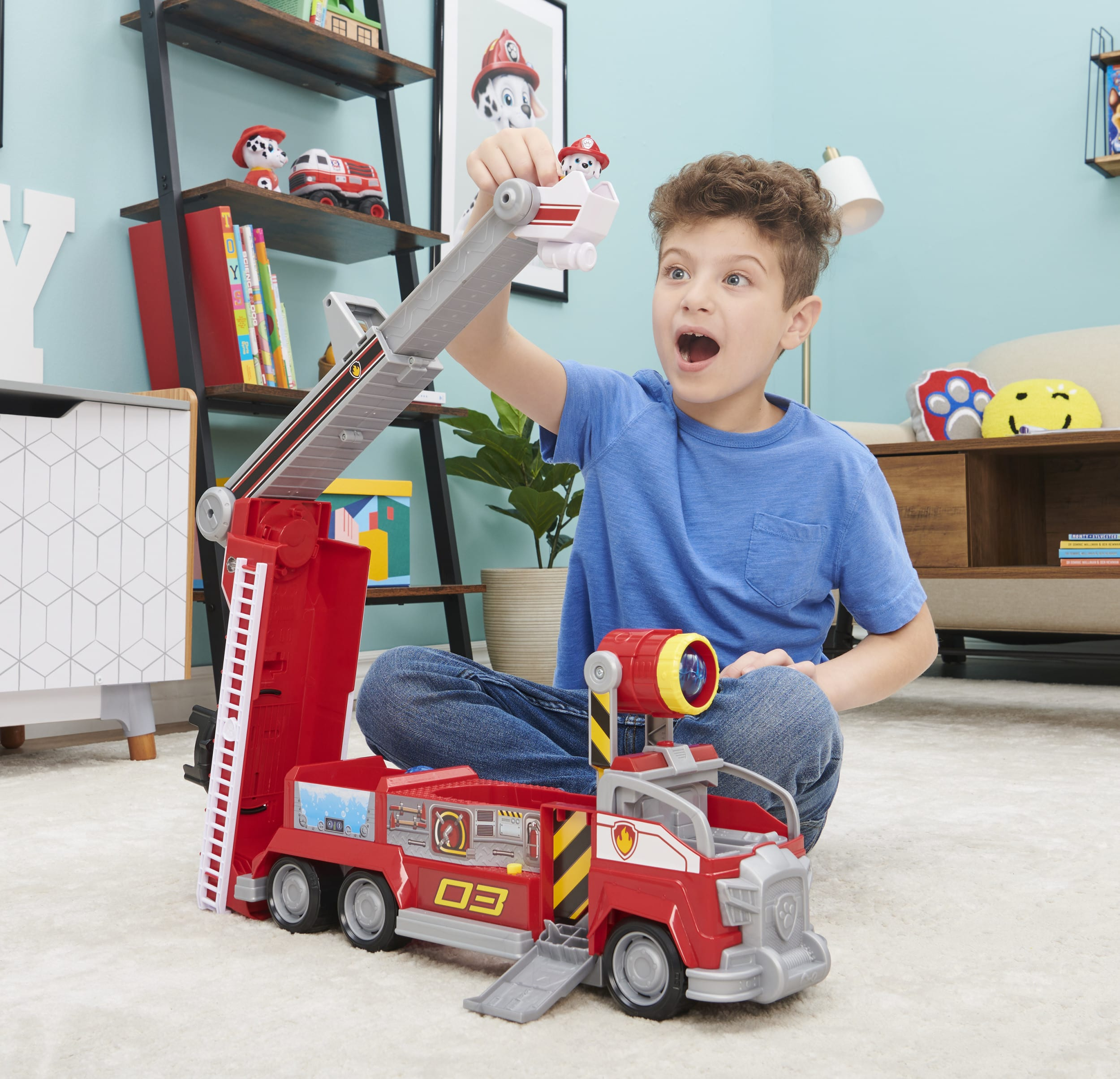 Discover Spin Master Ltd's PAW Patrol: The Movie firetruck at Walmart.