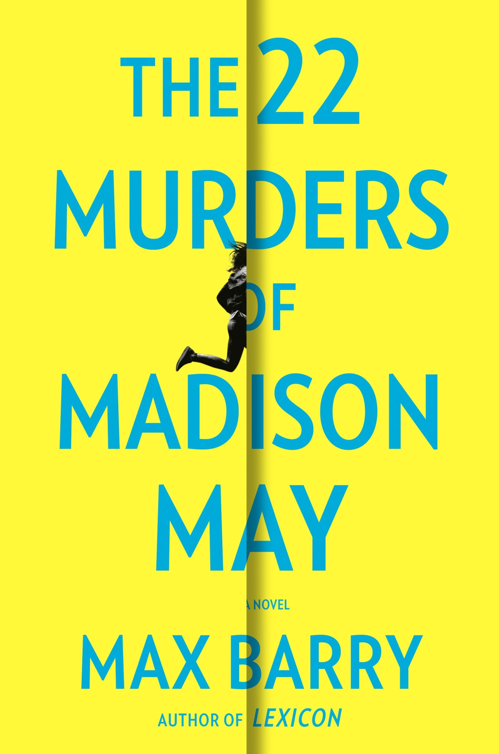 22 Murders of Madison May book cover