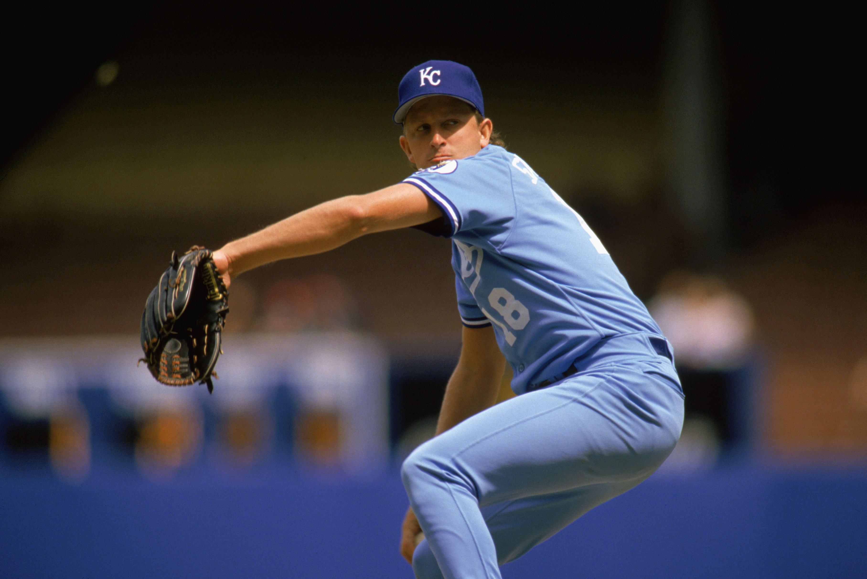 Kansas City Royals, Brett Saberhagen