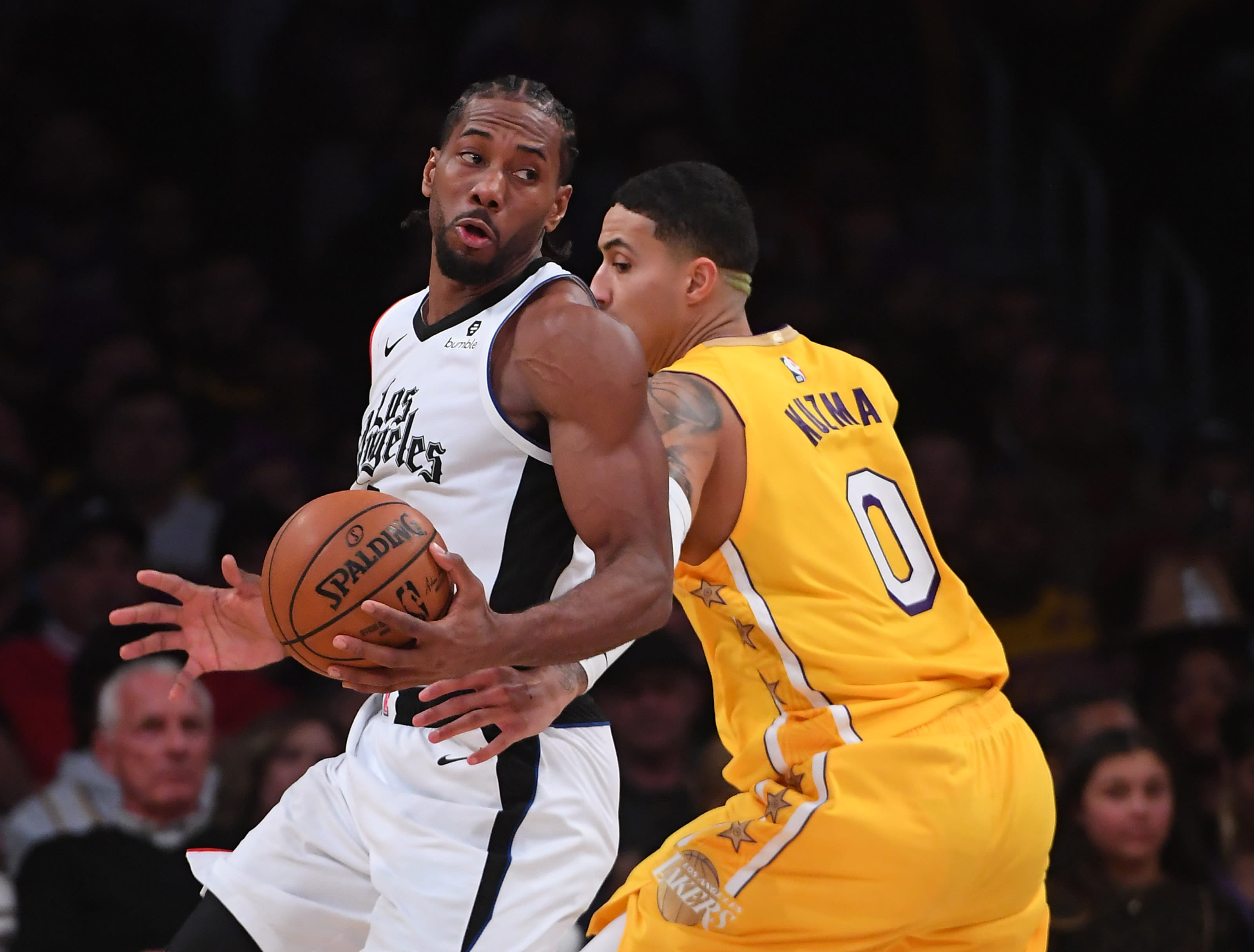 Los Angeles Lakers What If Kawhi Leonard Signed With Them Page 2