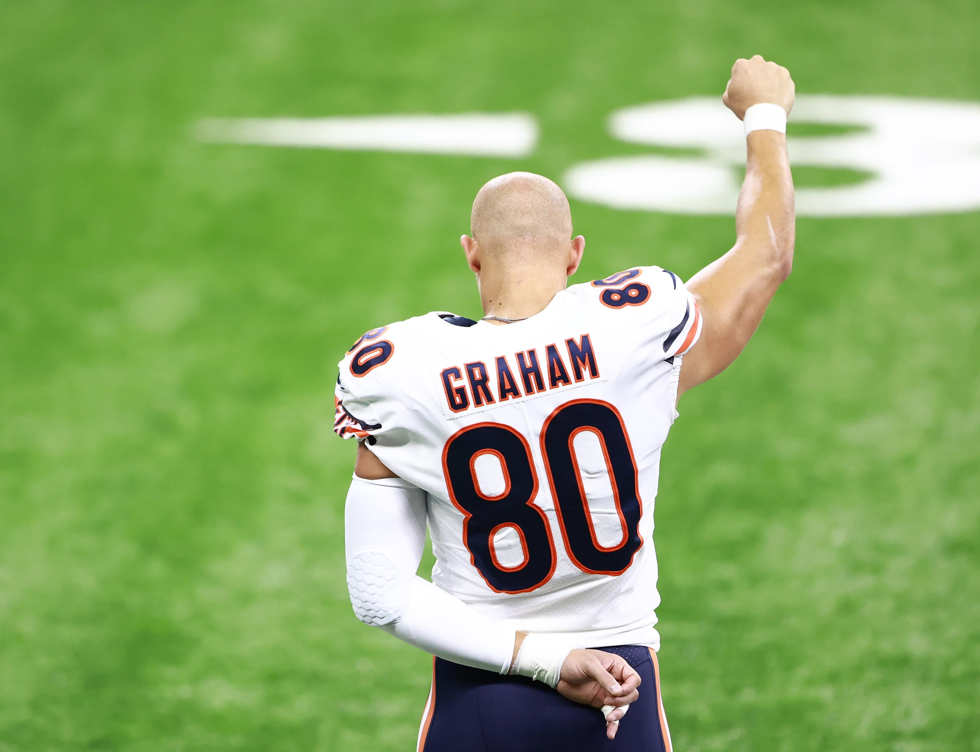 Chicago Bears, Jimmy Graham
