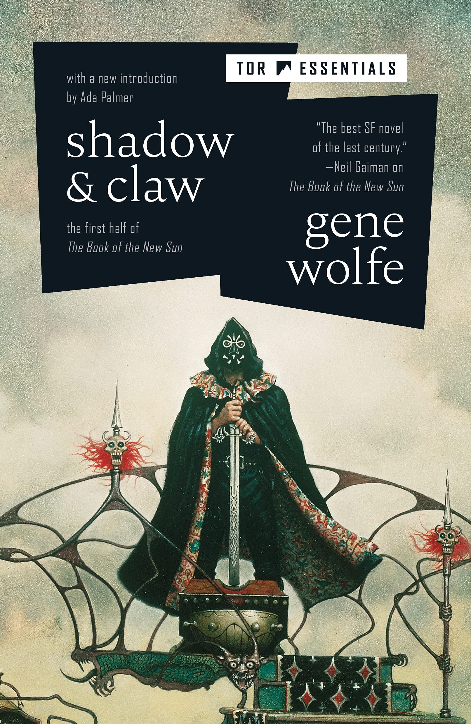 Discover Tor Trade's 'Shadow & Claw' by Gene Wolfe in The Book of the New Sun series on Amazon.