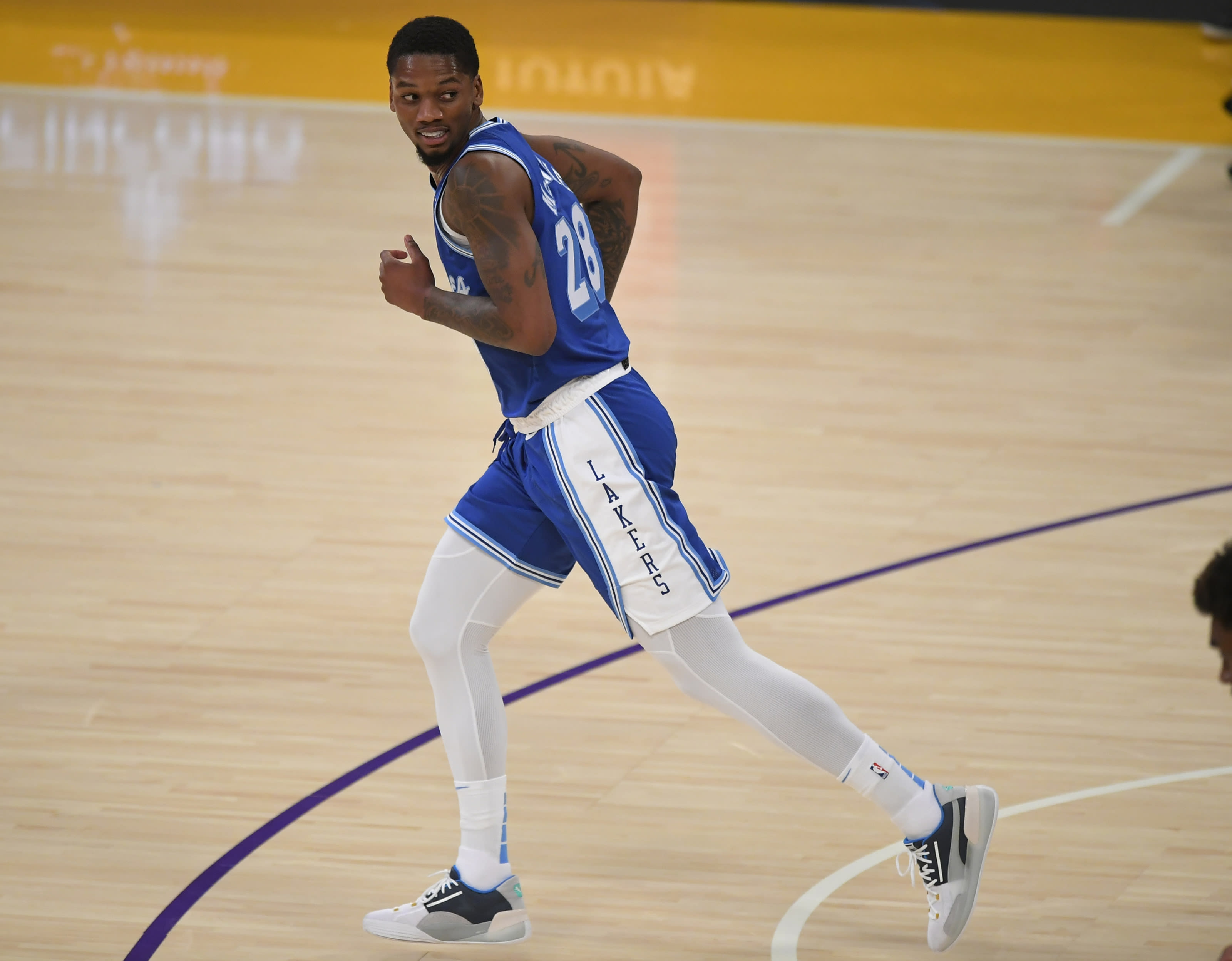 Los Angeles Lakers: 3 players who could be waived for a buyout ...
