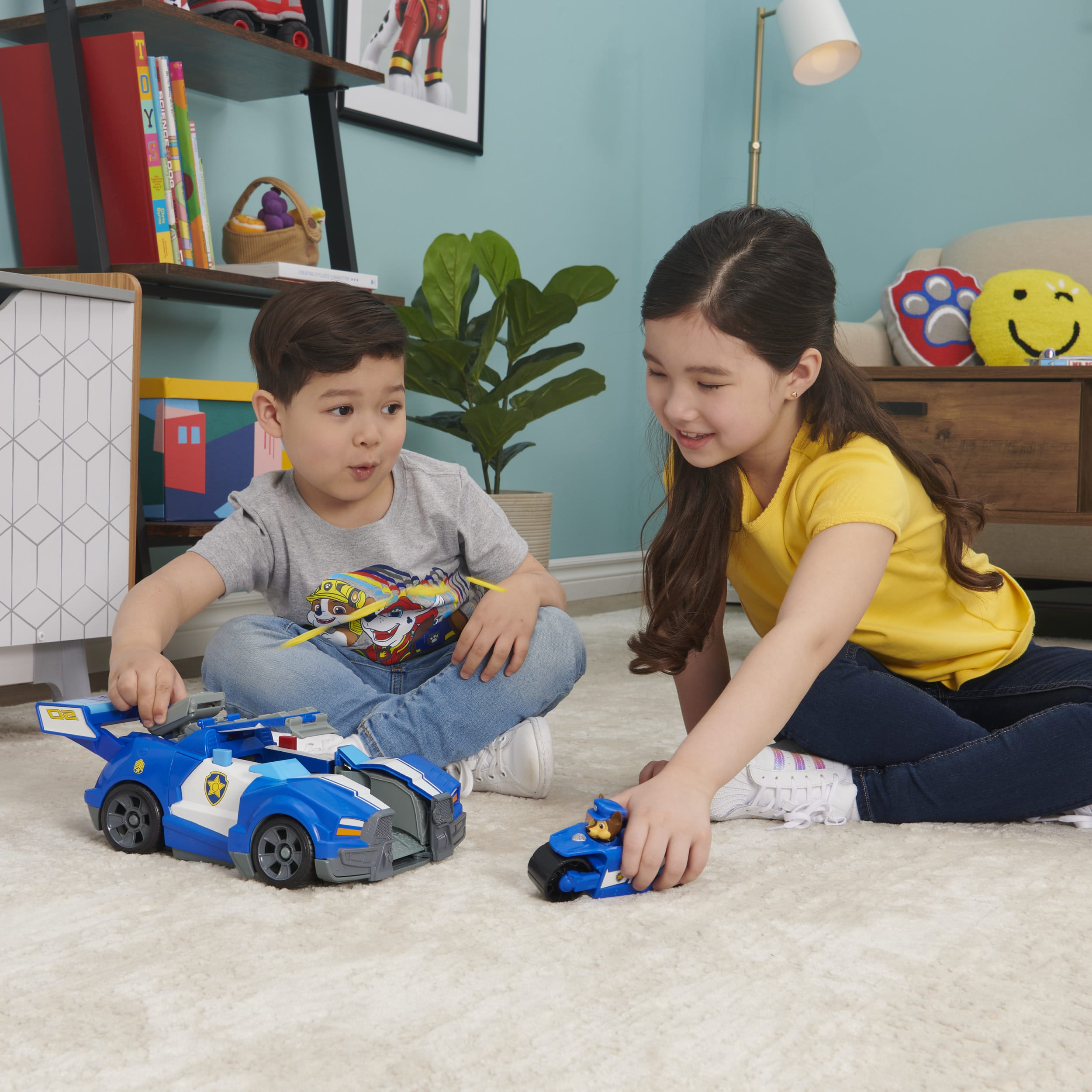 Discover Spin Master Ltd's PAW Patrol: The Movie cruiser at Walmart.