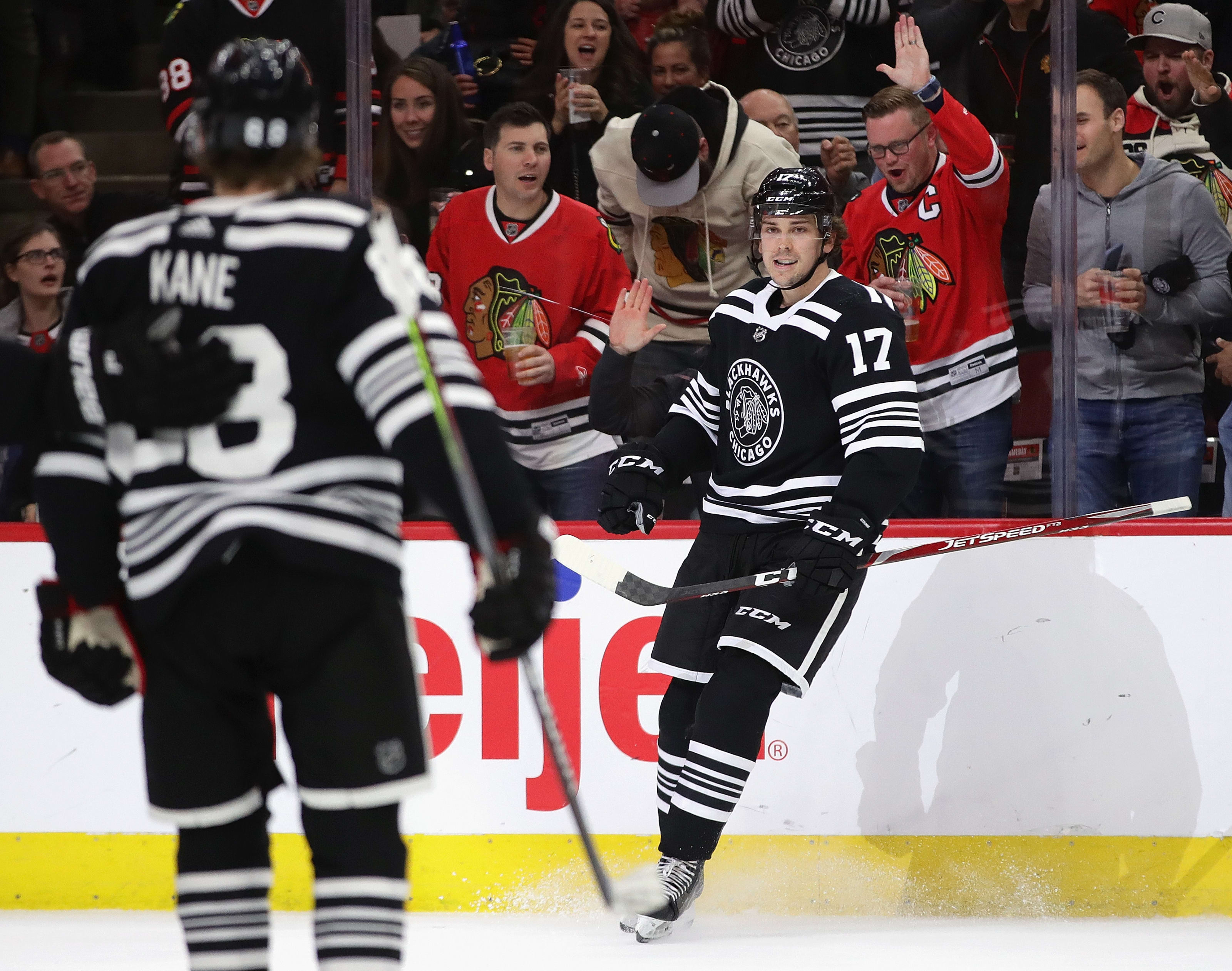 Chicago Blackhawks Patrick Kane