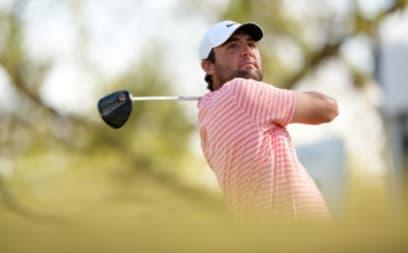 Scottie Scheffler Valero Texas Open