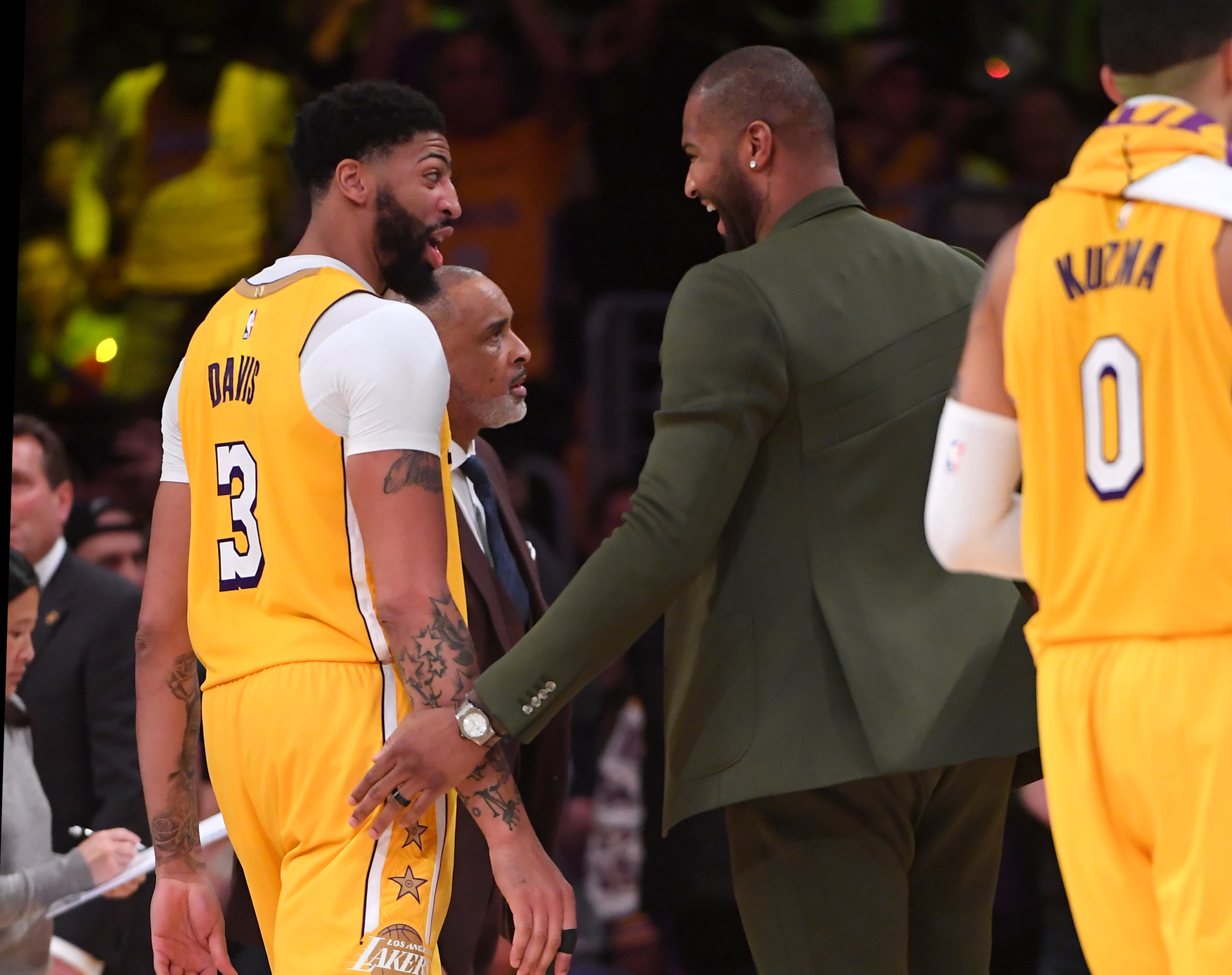 Los Angeles Lakers: How a healthy DeMarcus Cousins would have fit
