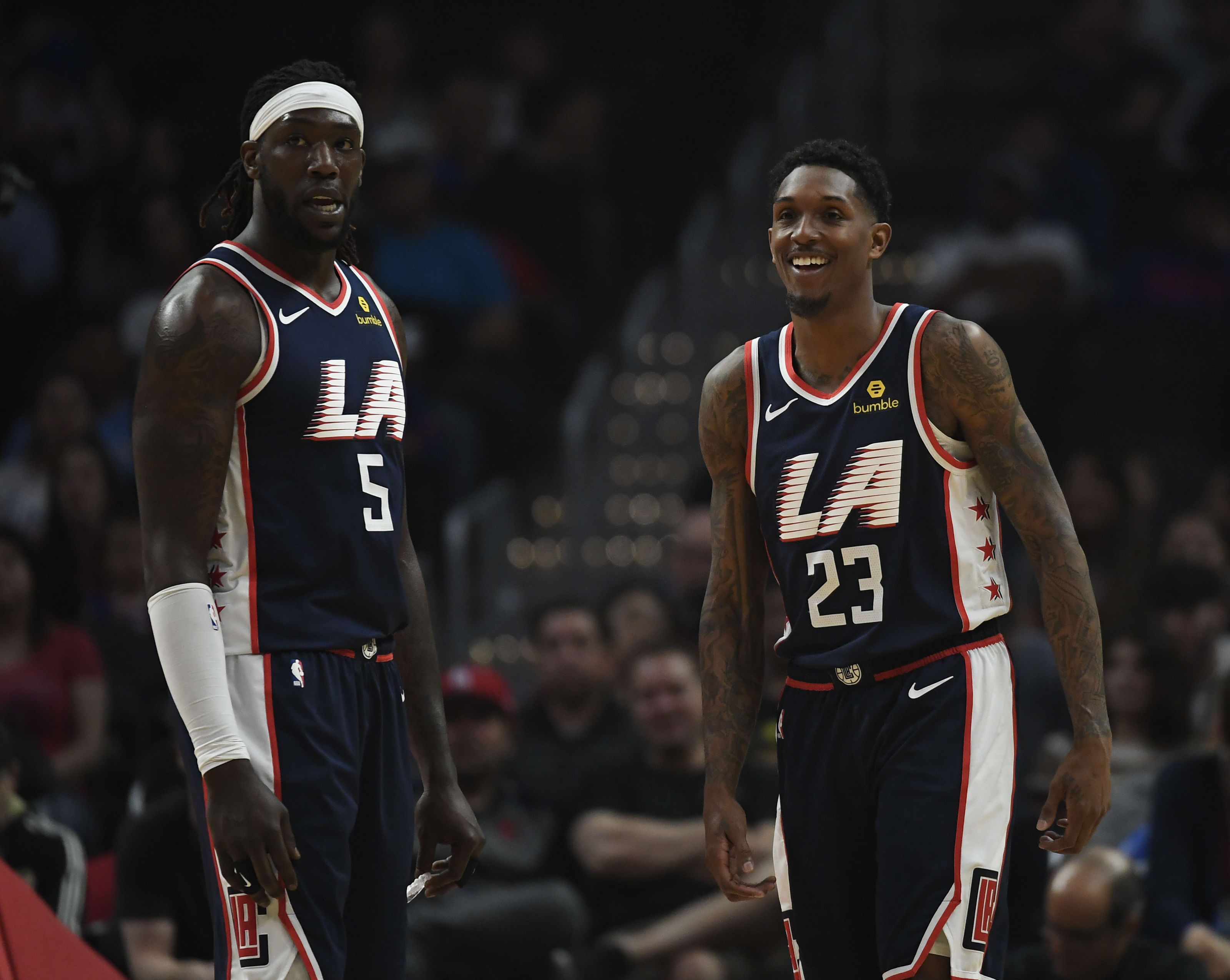 La Clippers These Contributors May Not Be Returning To La Next Season