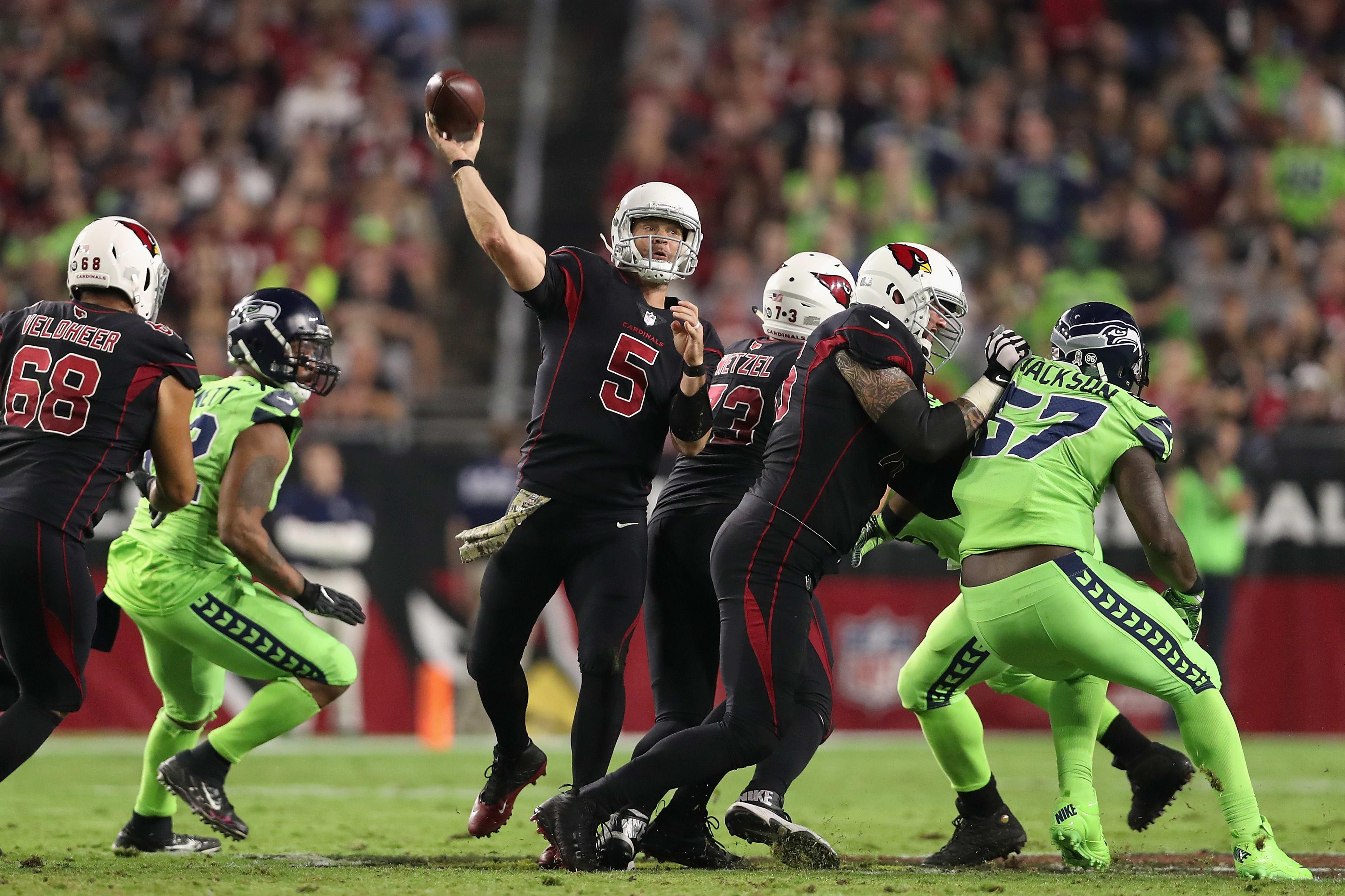 NFL Quarterback Power Rankings 2017: Preseason Week 3 - Page 2