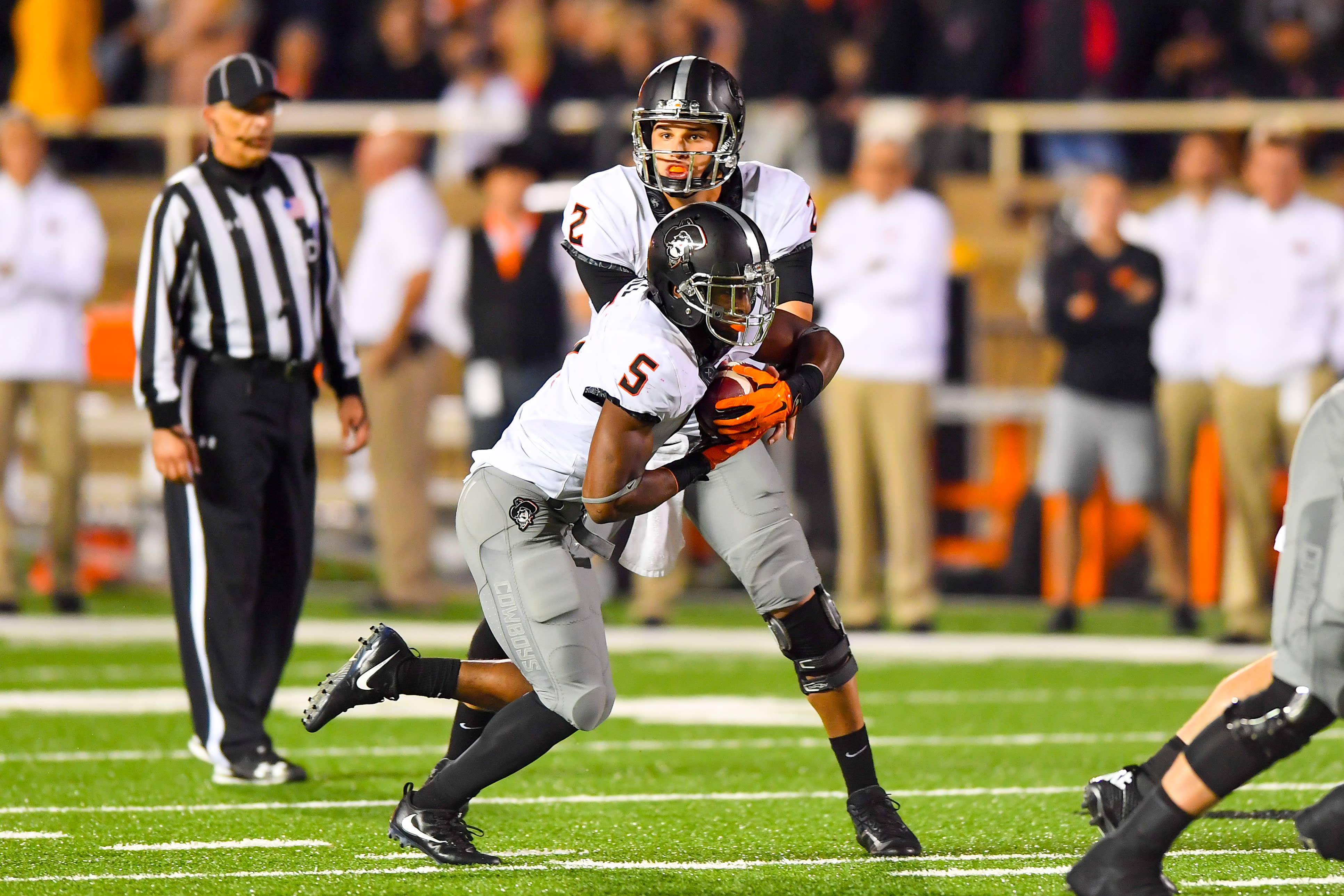 Oklahoma State Football: 3 takeaways from win over Texas ...