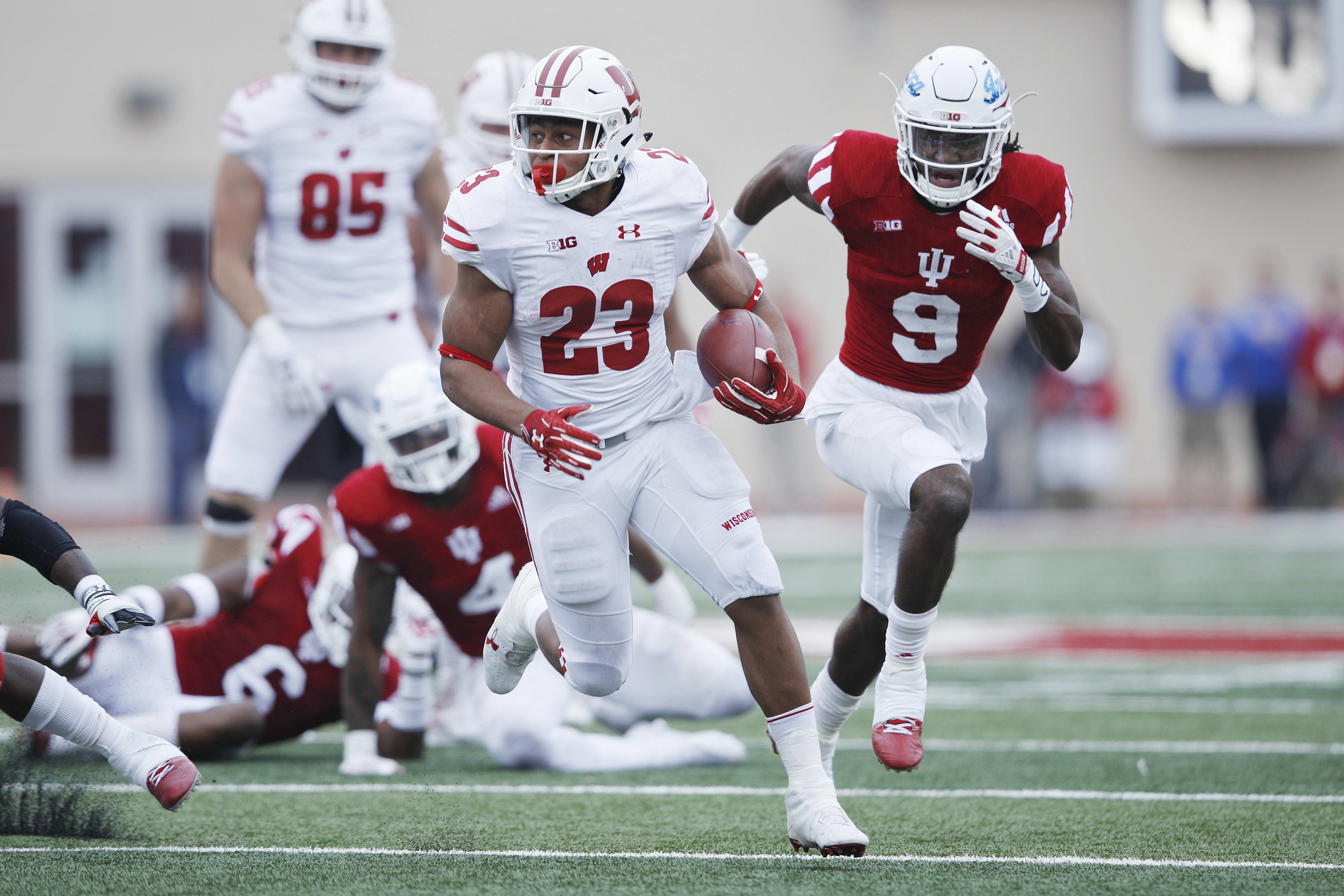 Wisconsin Football Grading the Badgers vs Hoosiers - Page 2