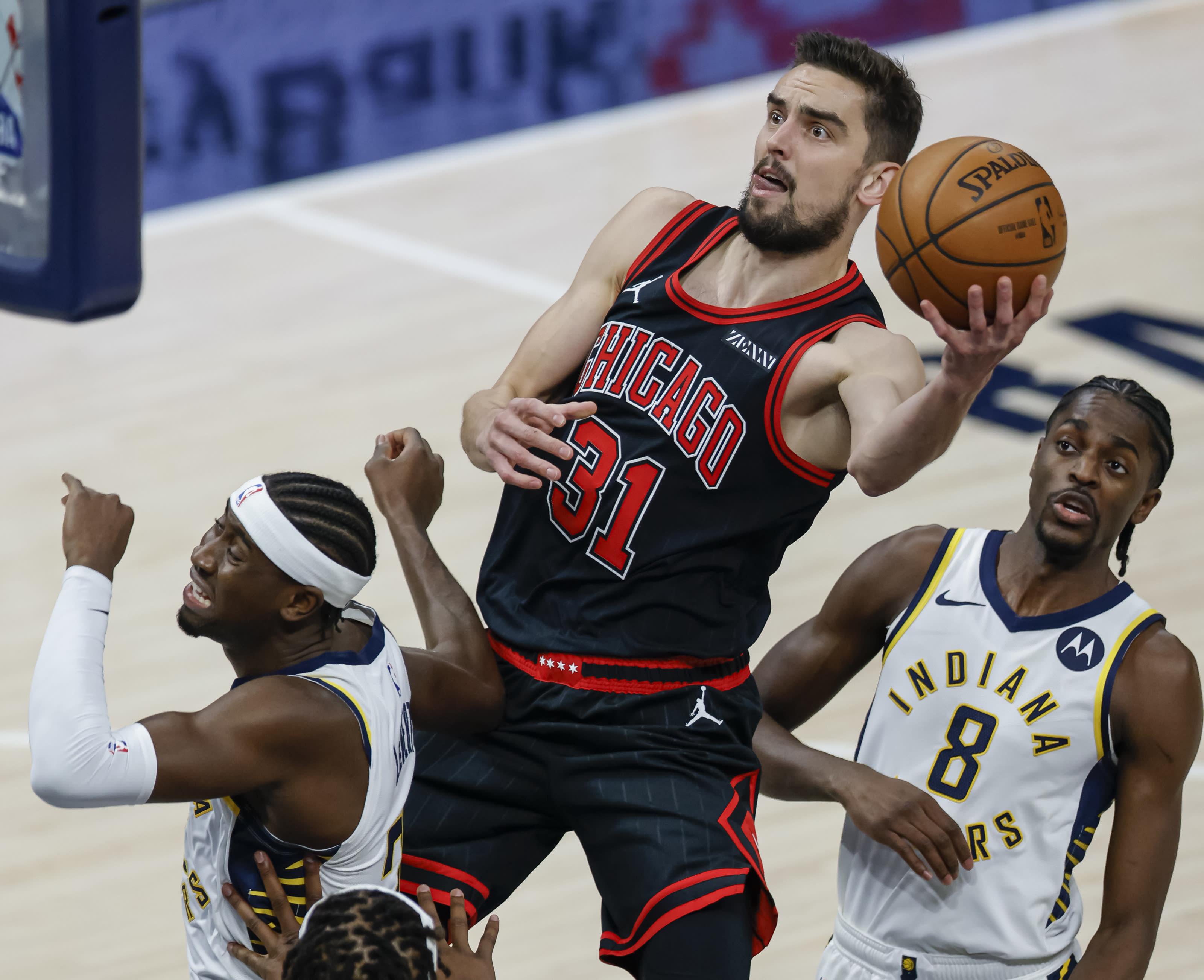 Tomas Satoransky, Chicago Bulls