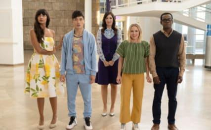 The Good Place - Netflix shows