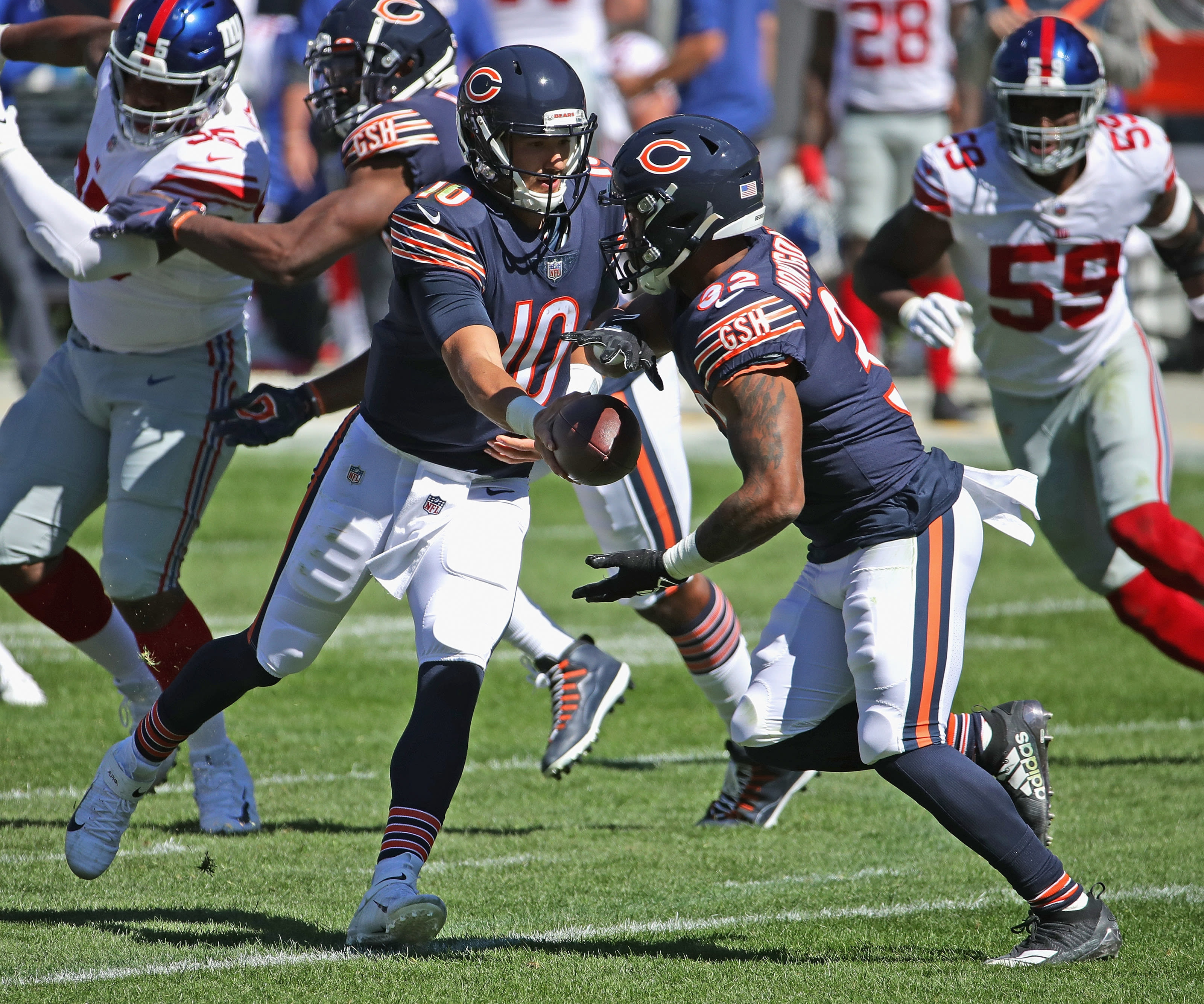 Chicago Bears Madden 21 Simulation For Week Three Versus Falcons