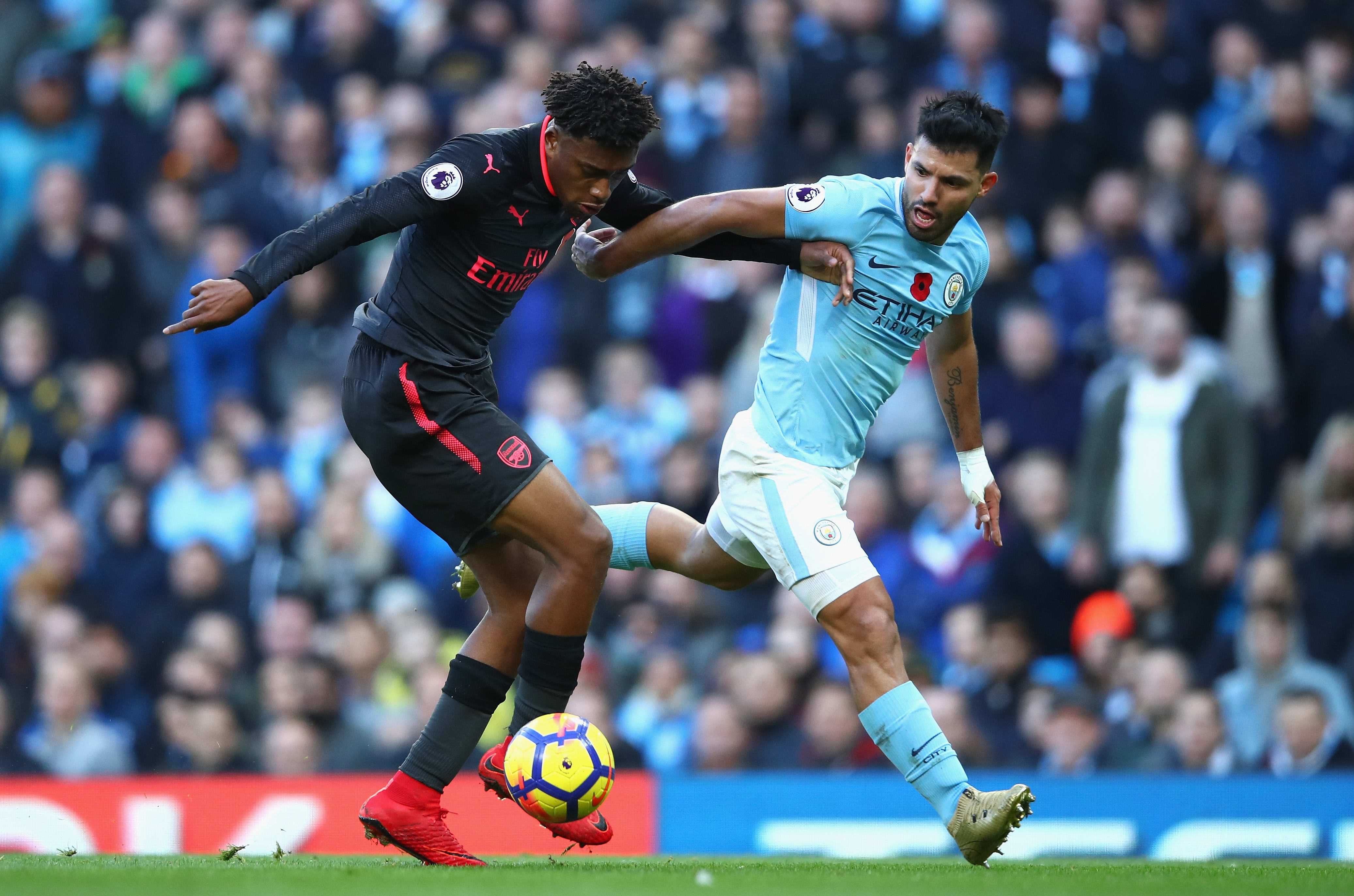 Arsenal vs Manchester City player ratings: So much for ...