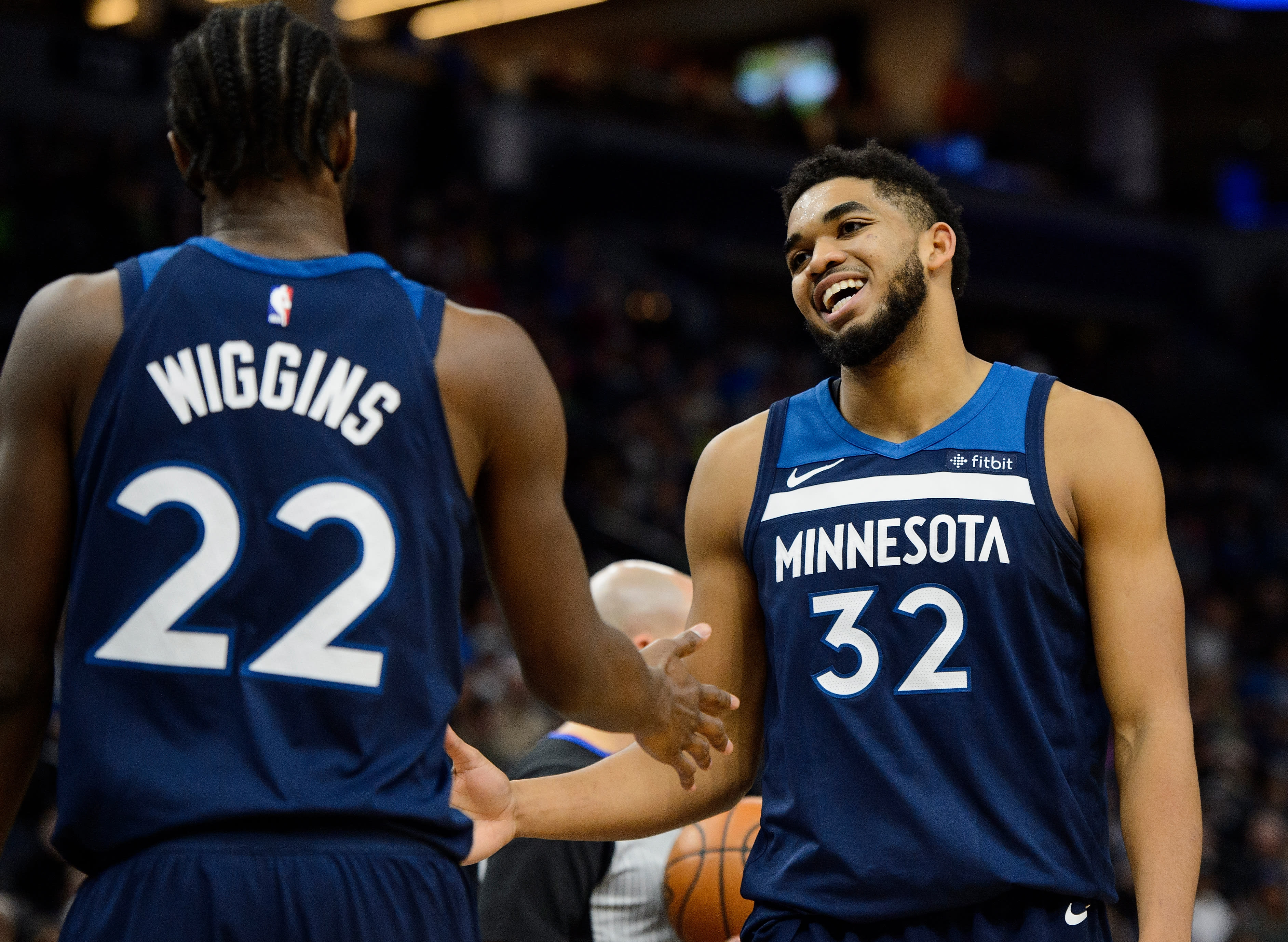 Minnesota Timberwolves, Karl-Anthony Towns, Andrew Wiggins