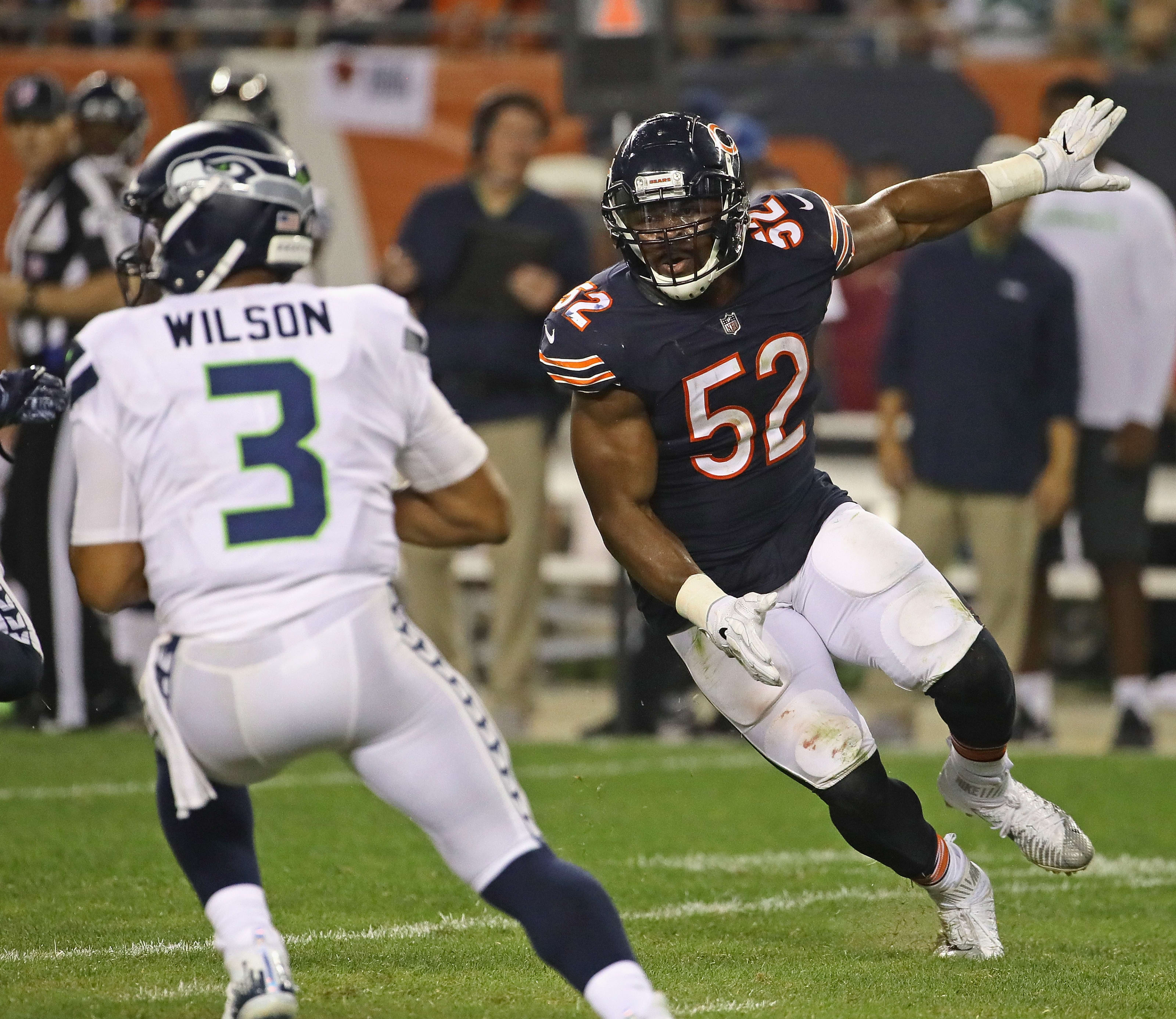 Chicago Bears, Russell Wilson